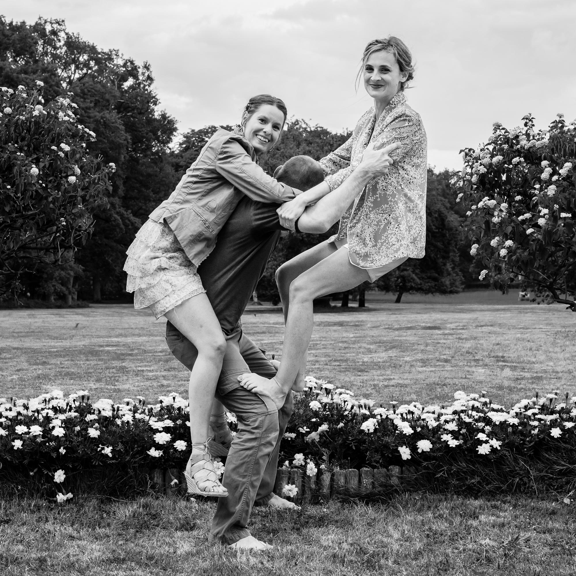 Mariage 2017 - Invitées équilibrées