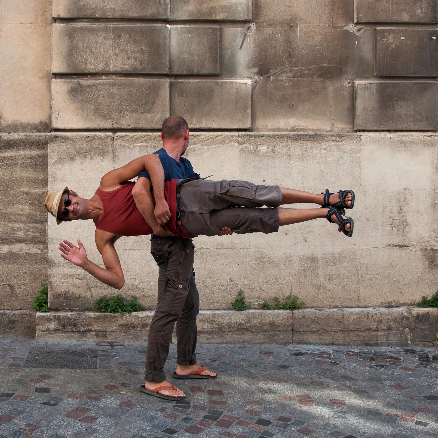 Arles 2015 - La ligne parfaite