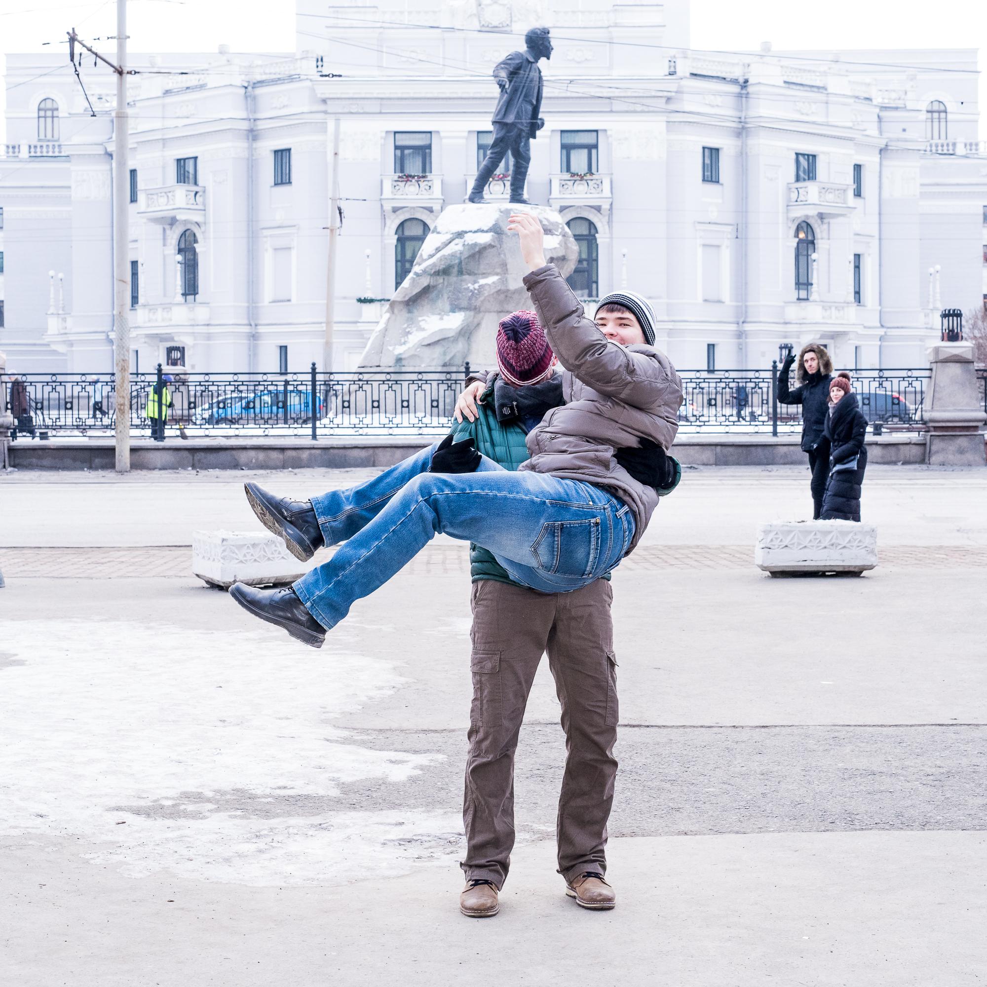 Yekaterinburg_Russia_-13°C