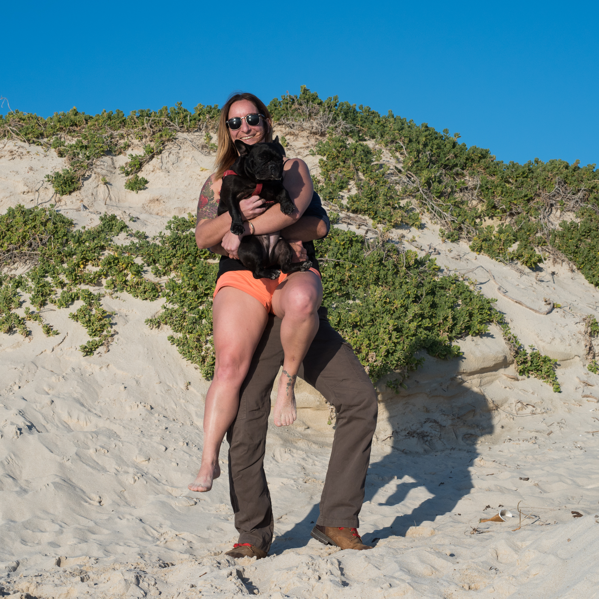 Dog Beach Perth - Doggy paddle