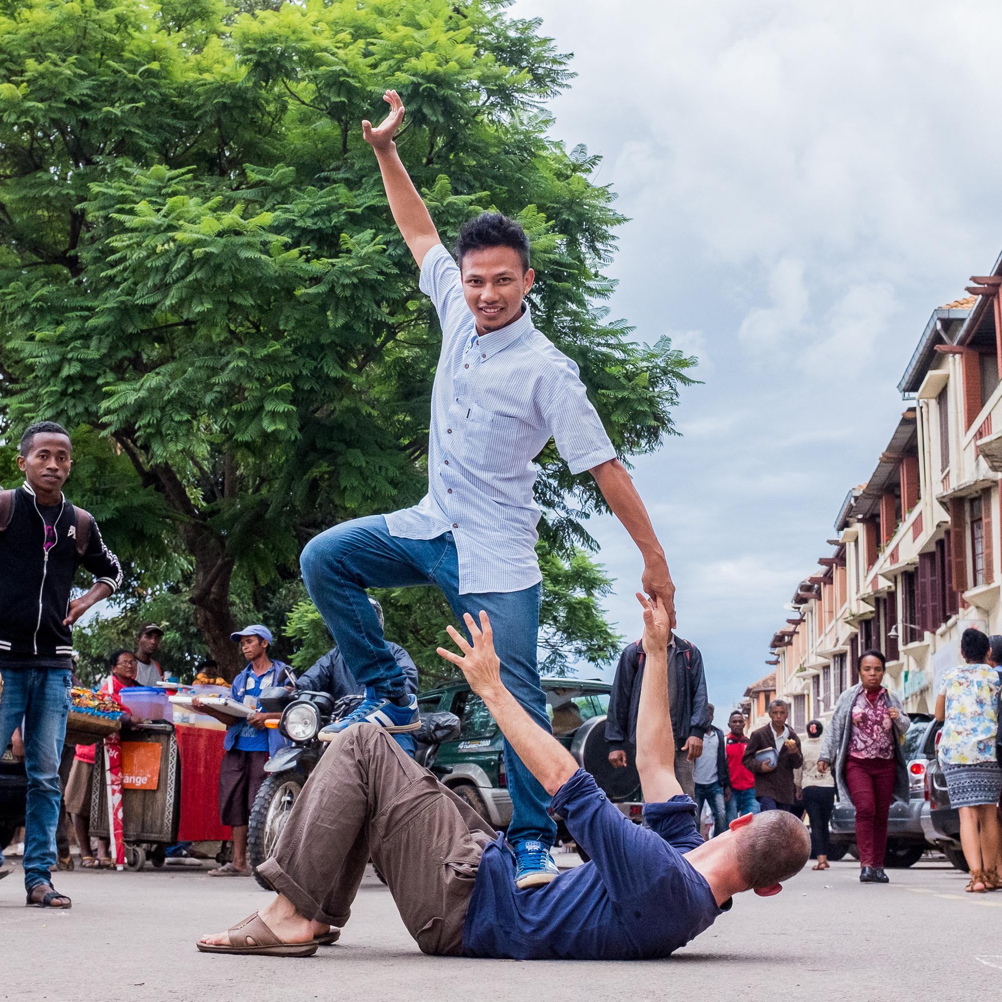 Antananarivo - Victoire