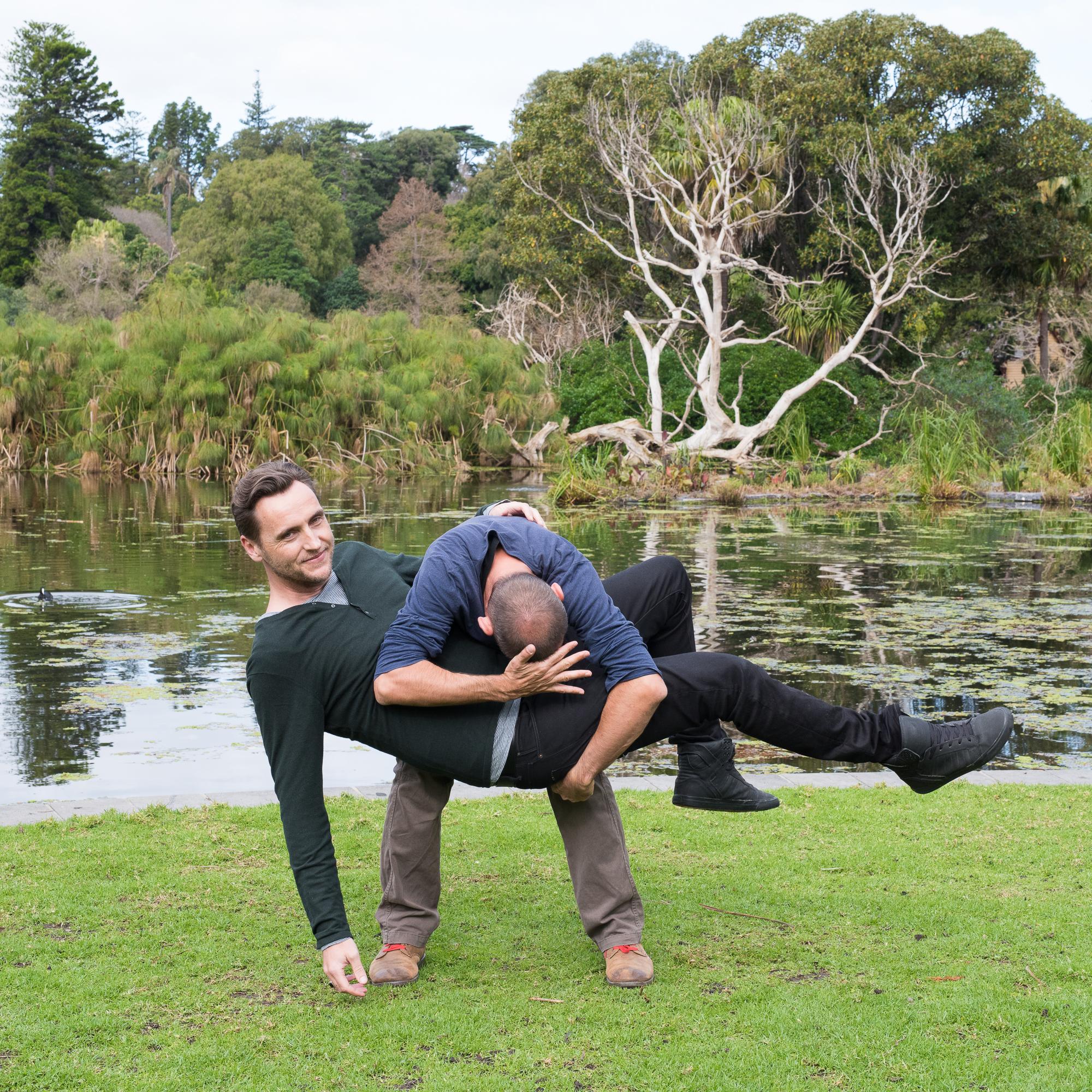 Garden Melbourne - Stylidiaceae