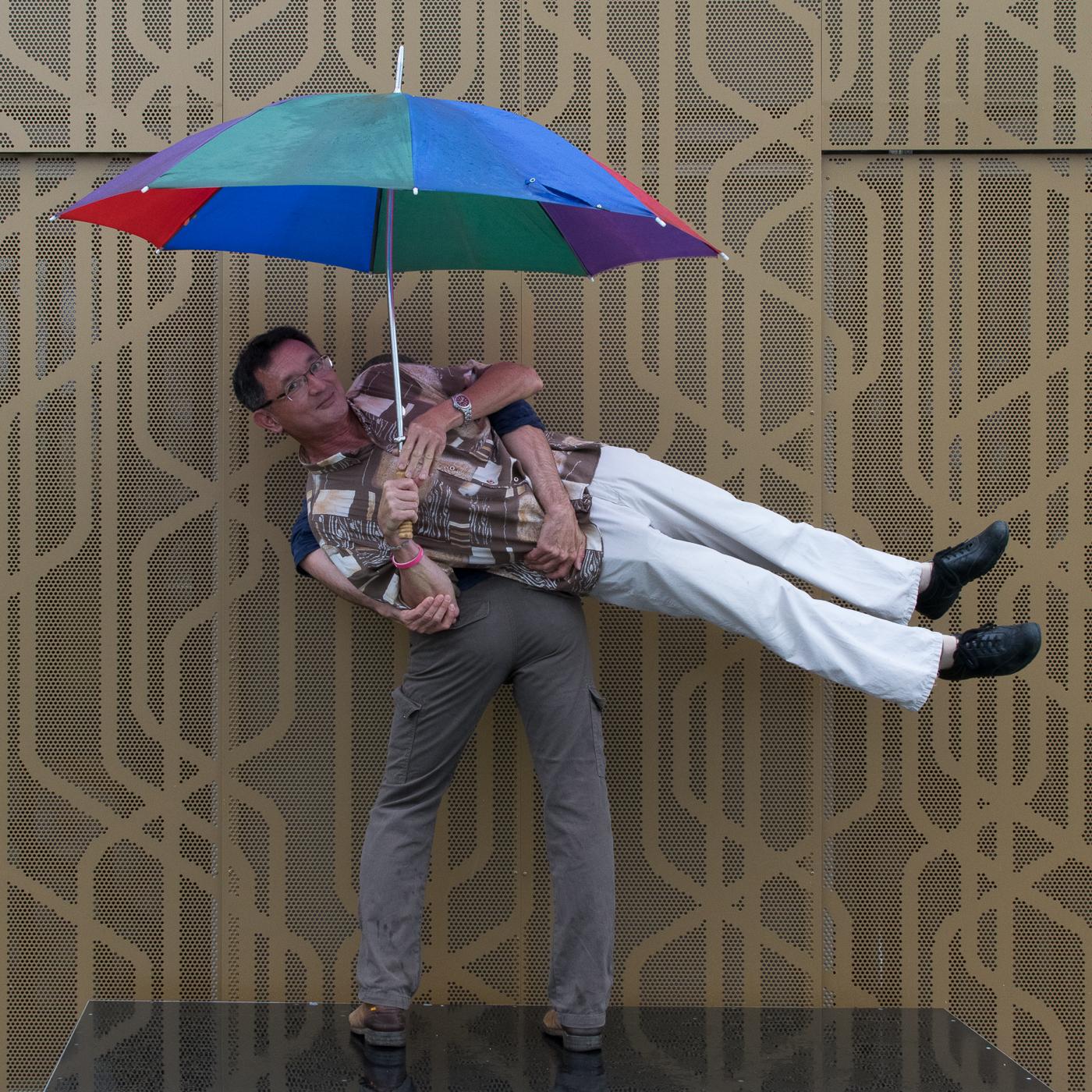 Parapluies 2016 - Ceci n'est pas un parasol