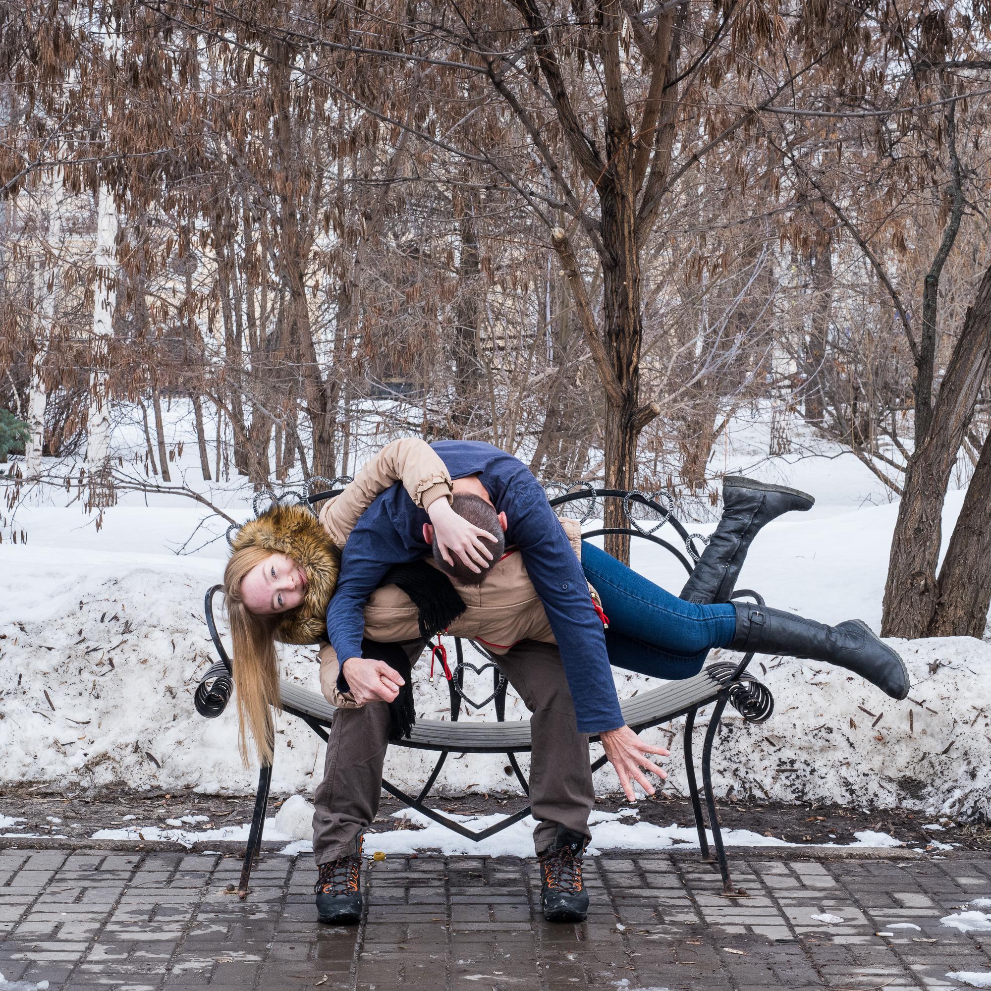Heart Bench Kazan - 12-11