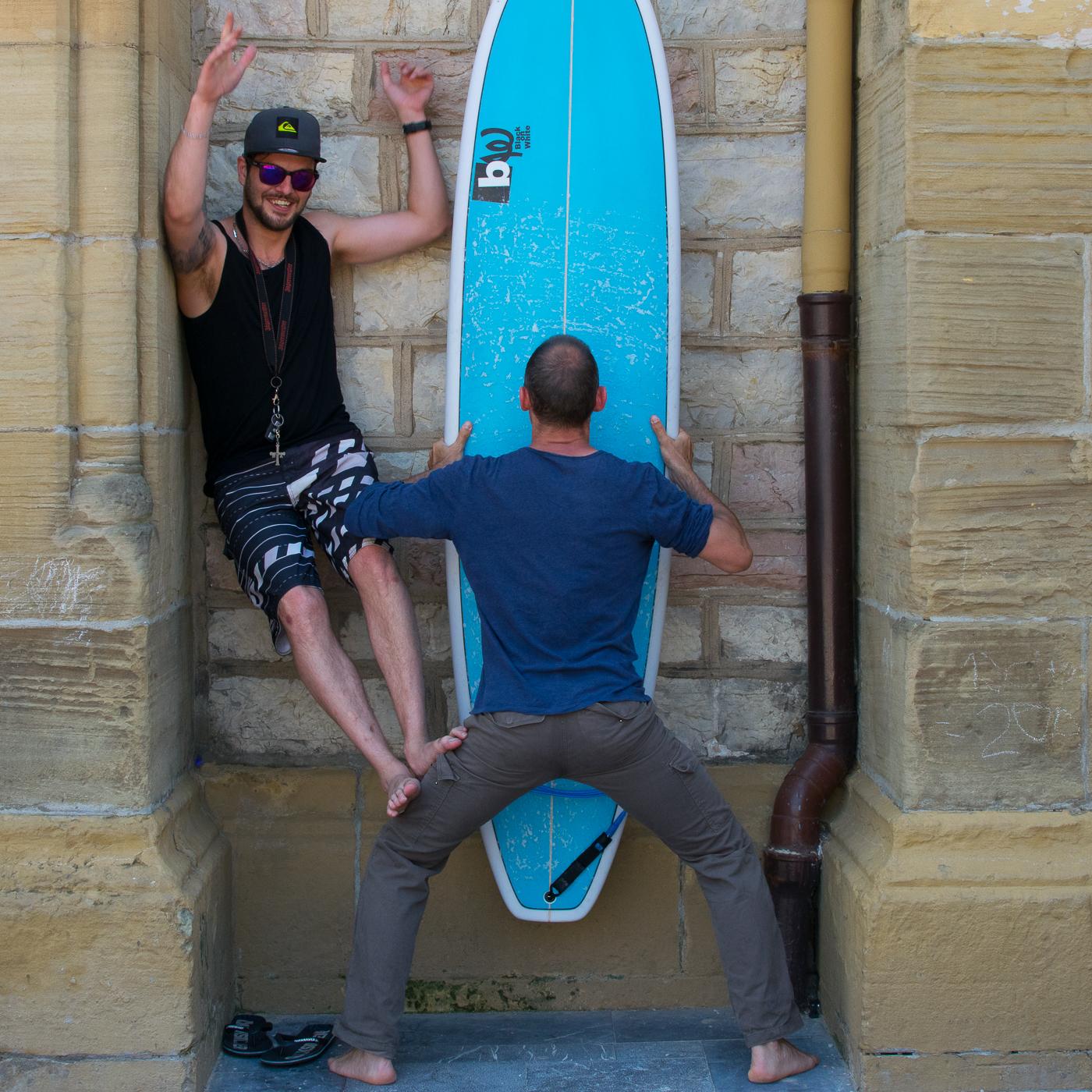 San Sebastian 2016 - Surf