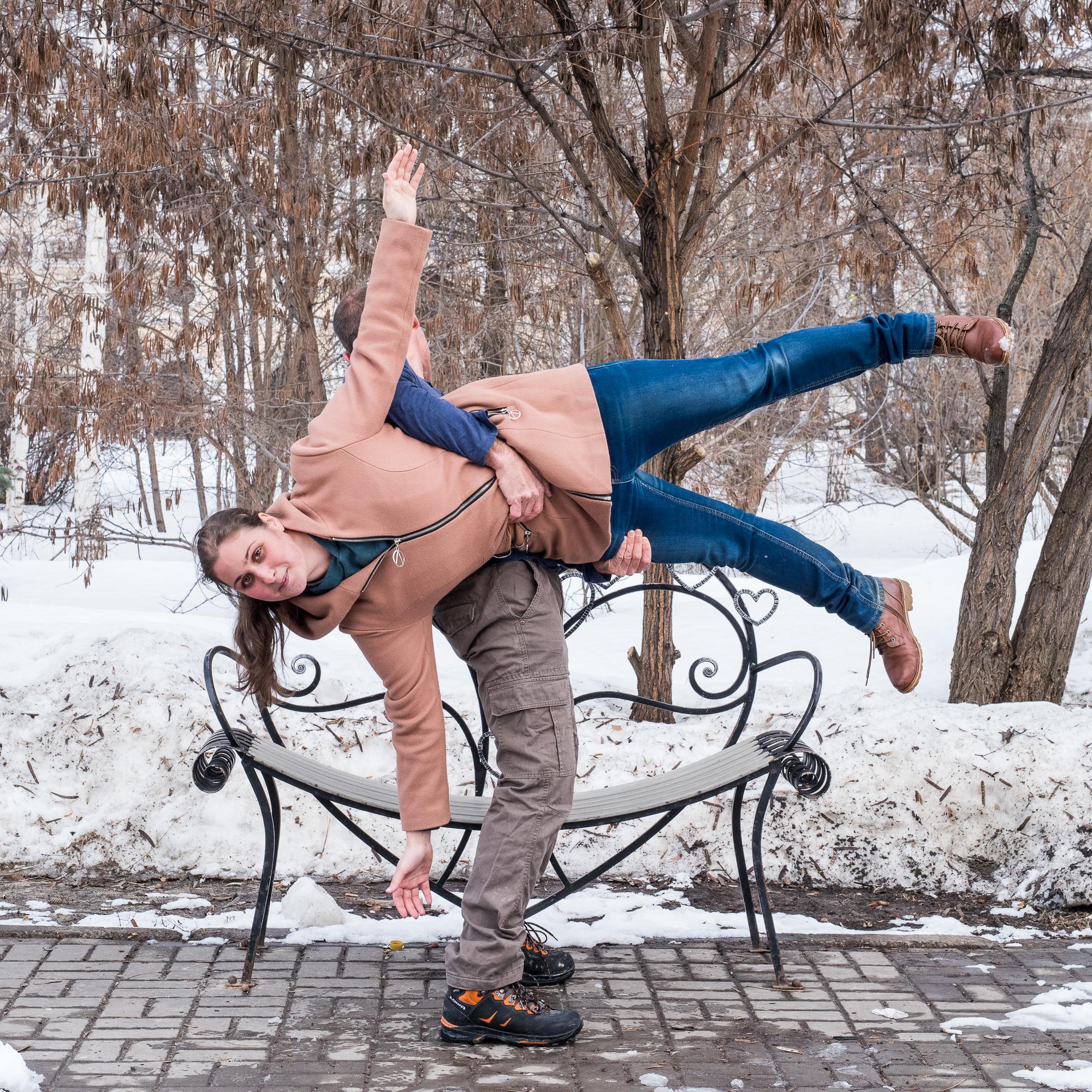 Heart Bench Kazan - 11-45