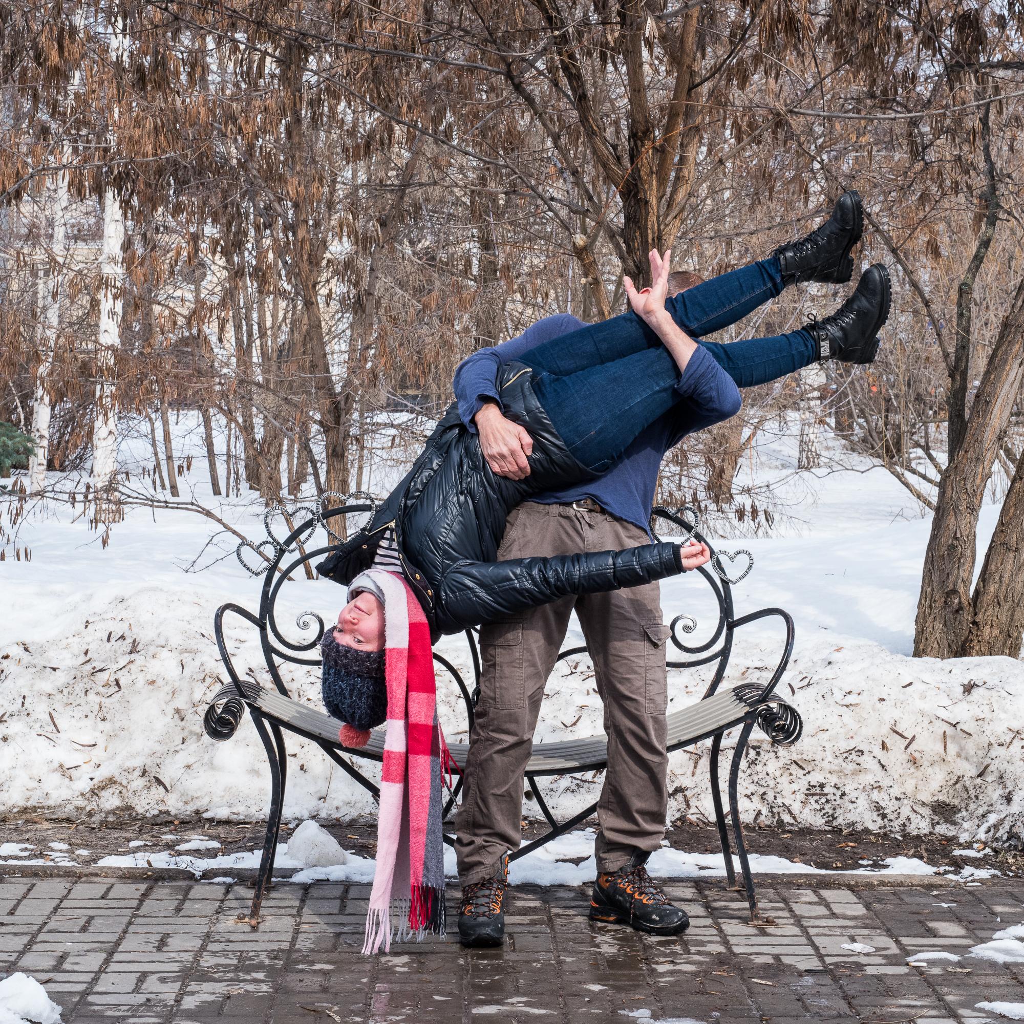 Heart Bench Kazan - 11-54