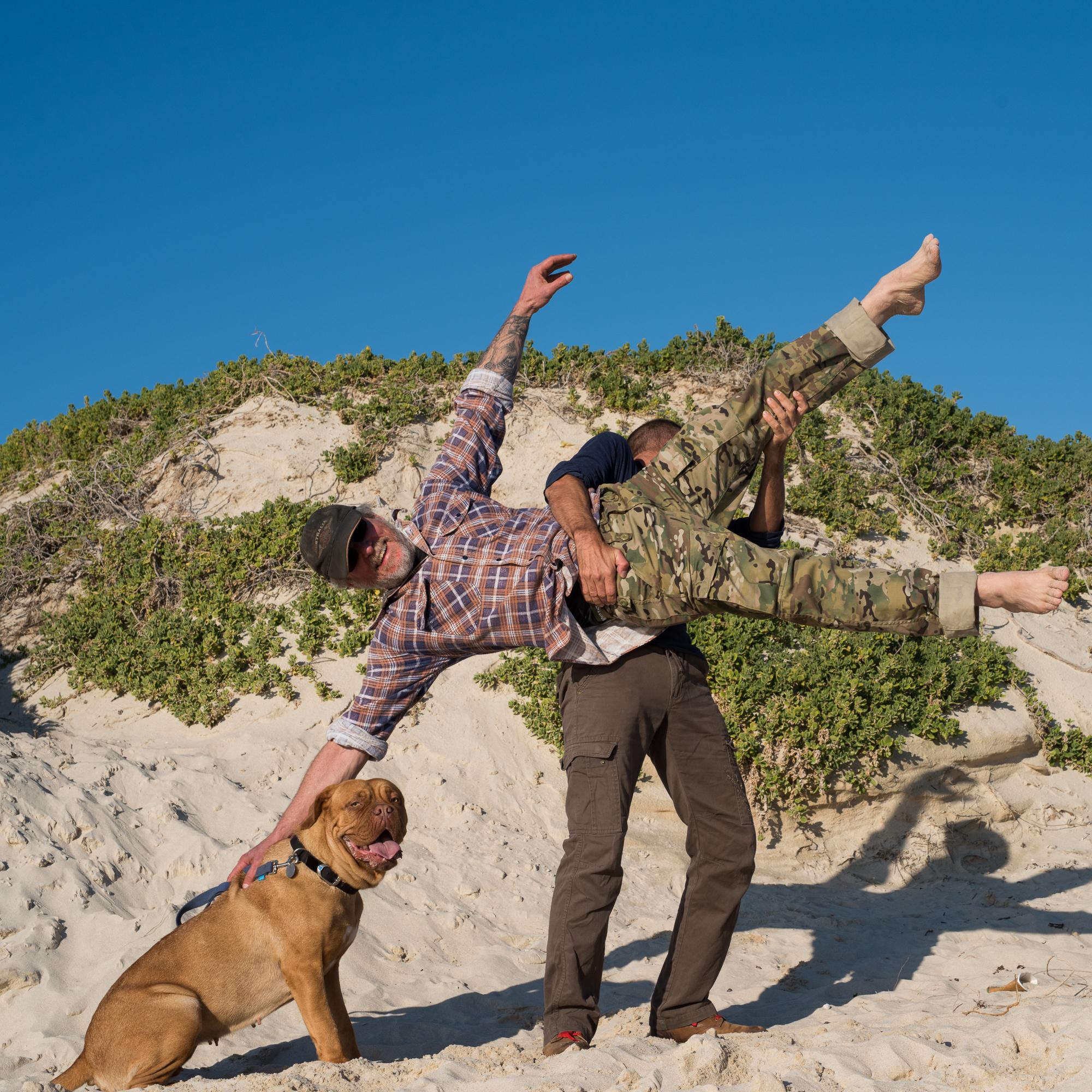 Dog_Beach_Perth_-_It's_a_dog-eat-dog_world