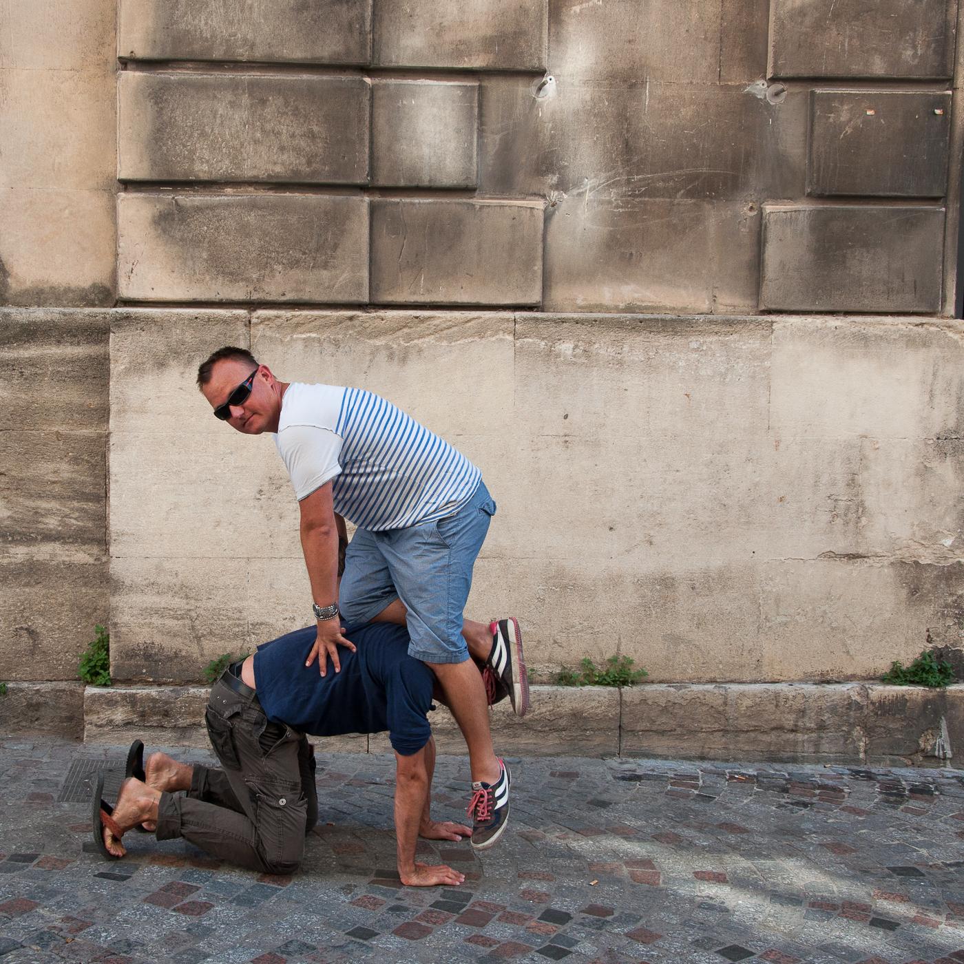 Arles 2015 - Avec prudence