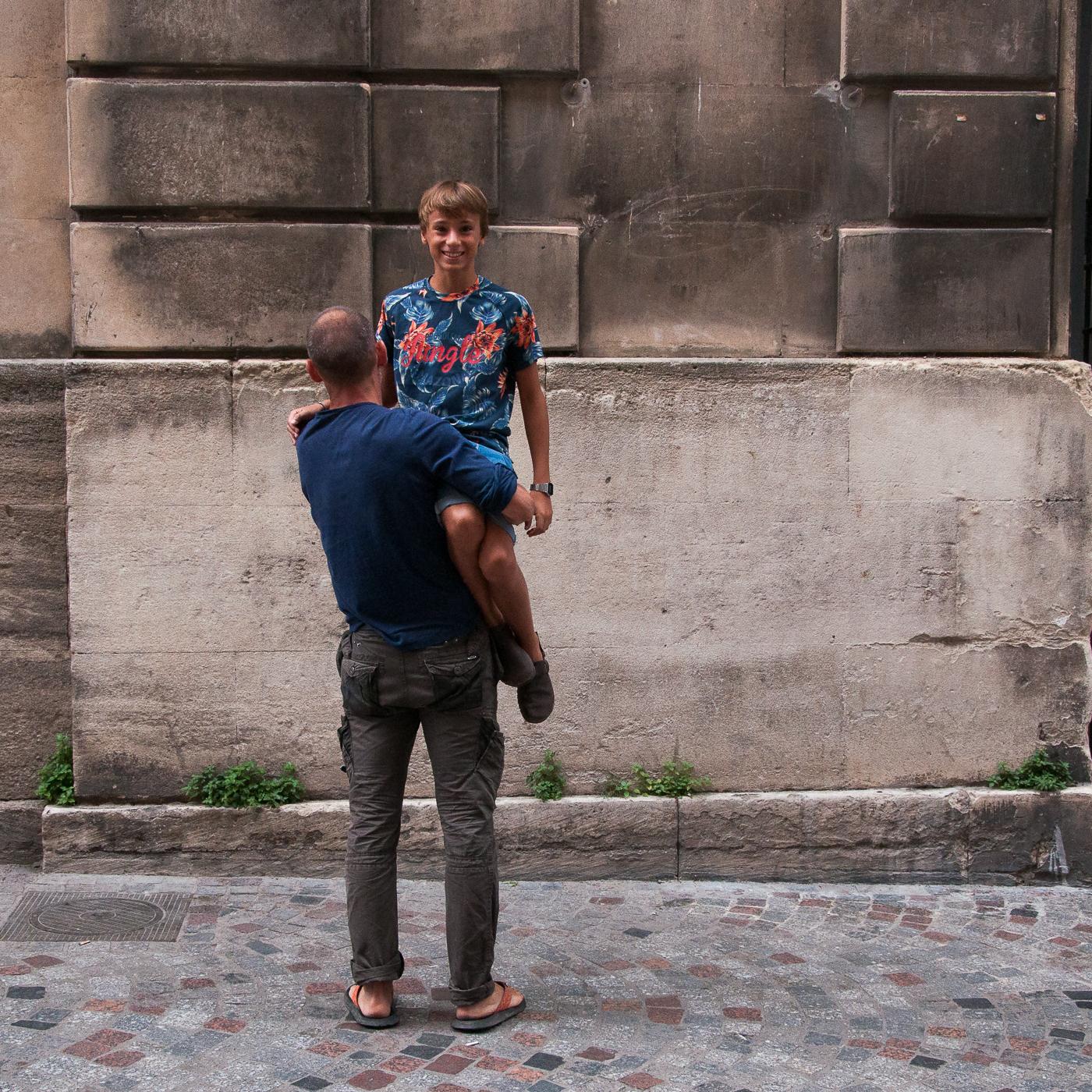 Arles 2015 - Bien élevé