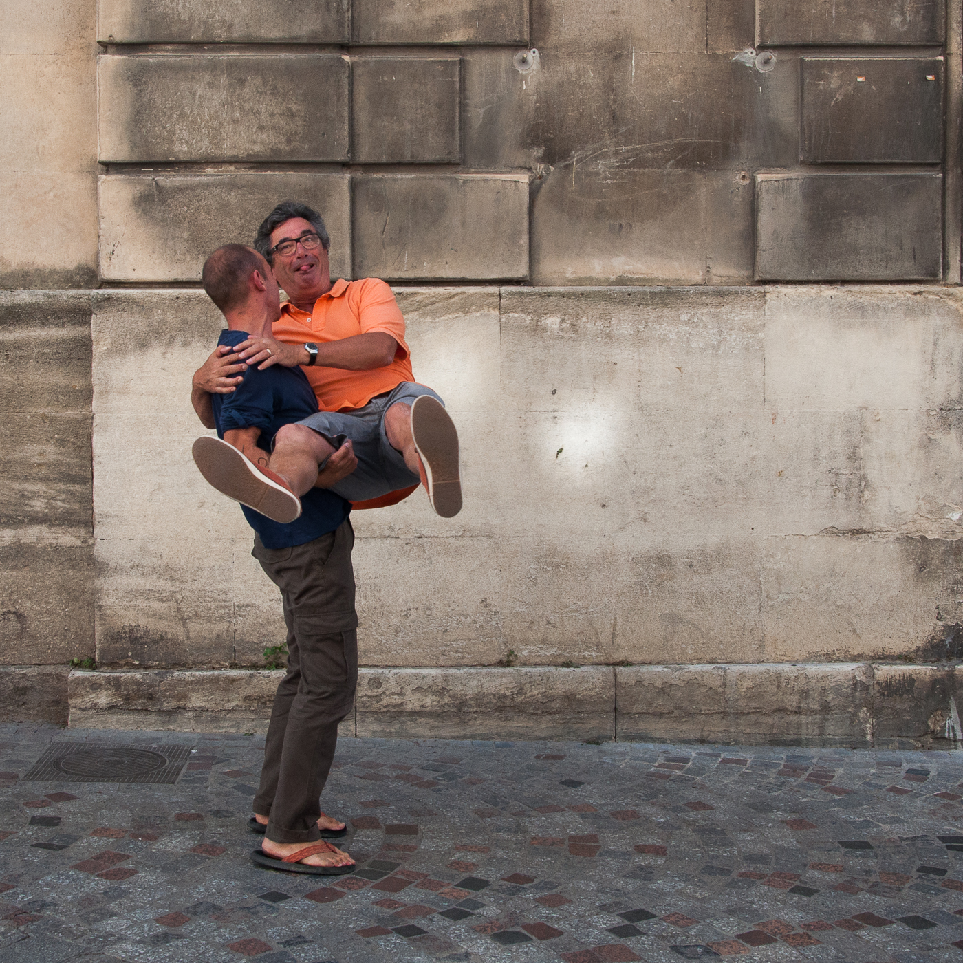 Arles 2015 - La langue