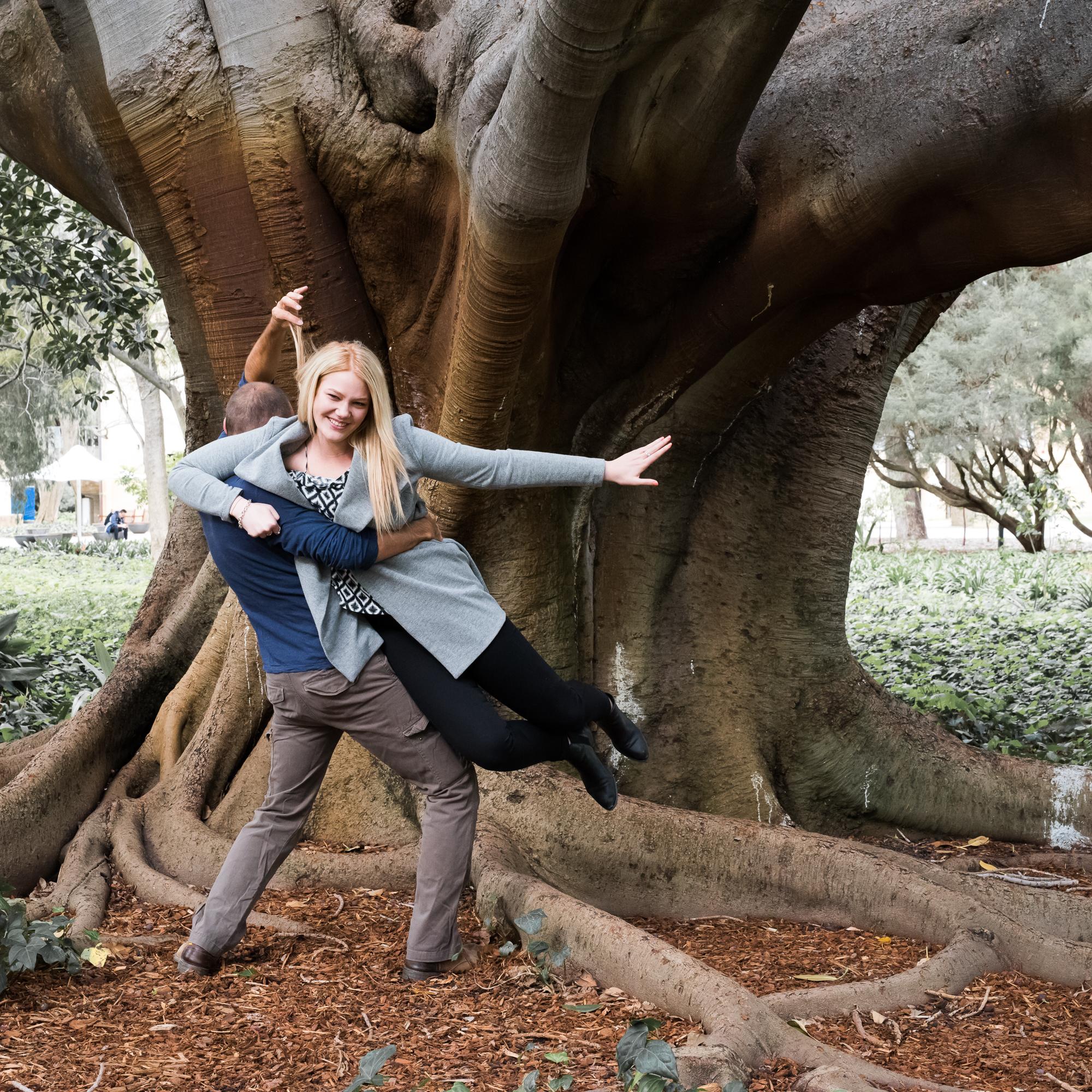 Perth University - Fairy