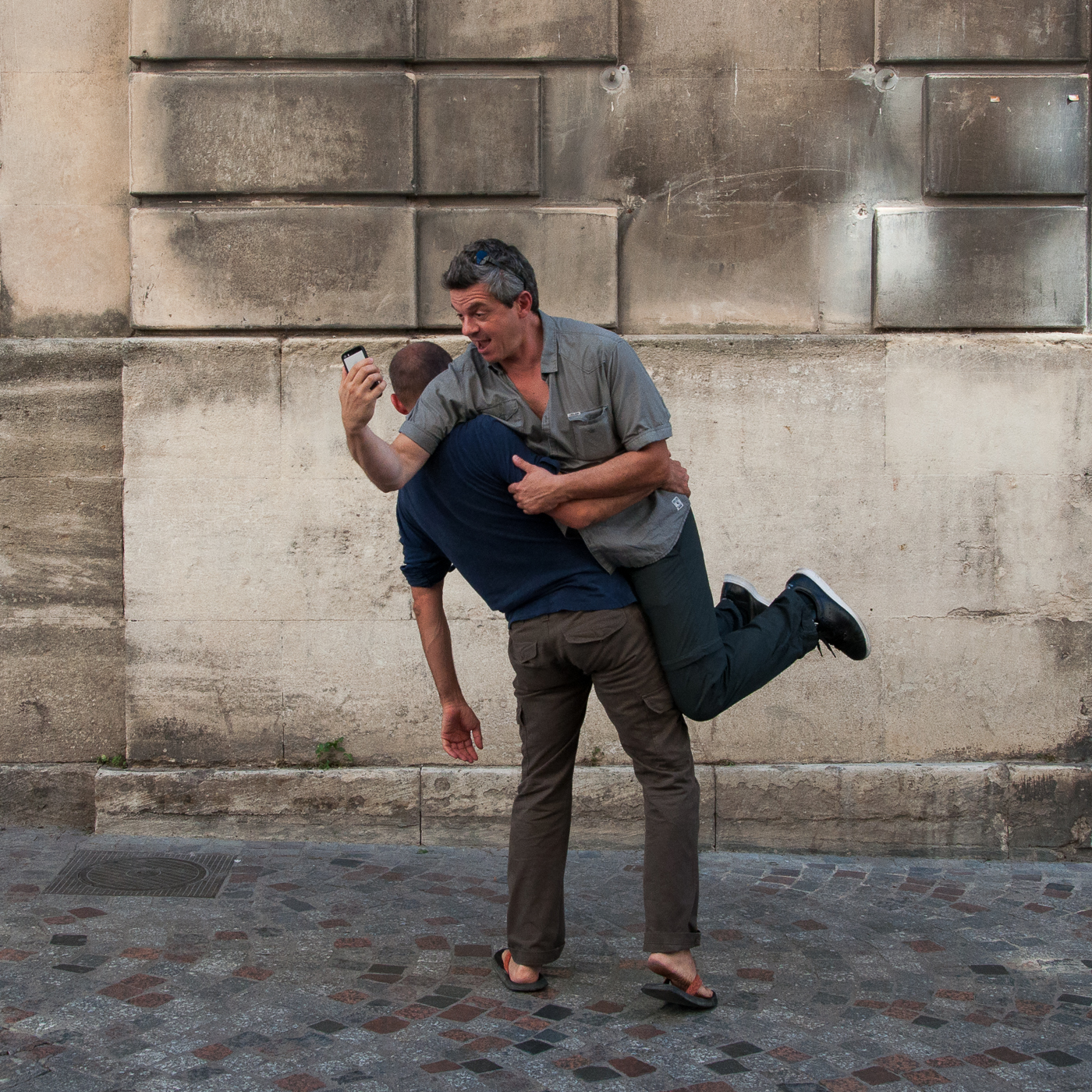 Arles 2015 - Selfie