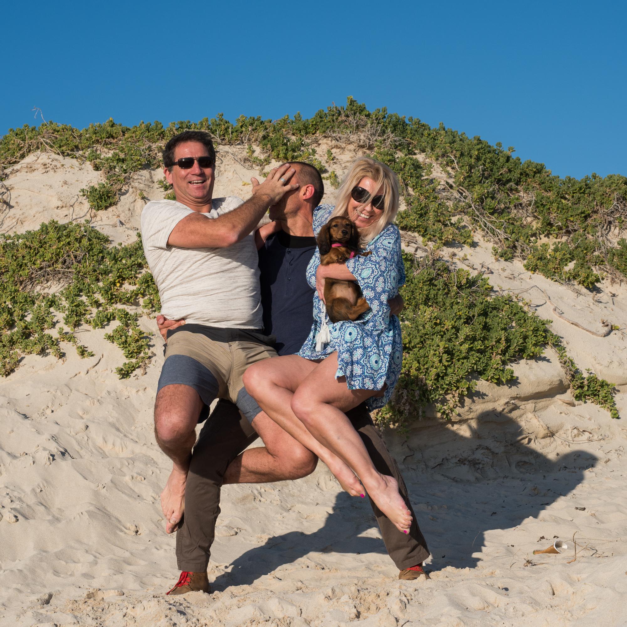 Dog Beach Perth - Dog and pony show