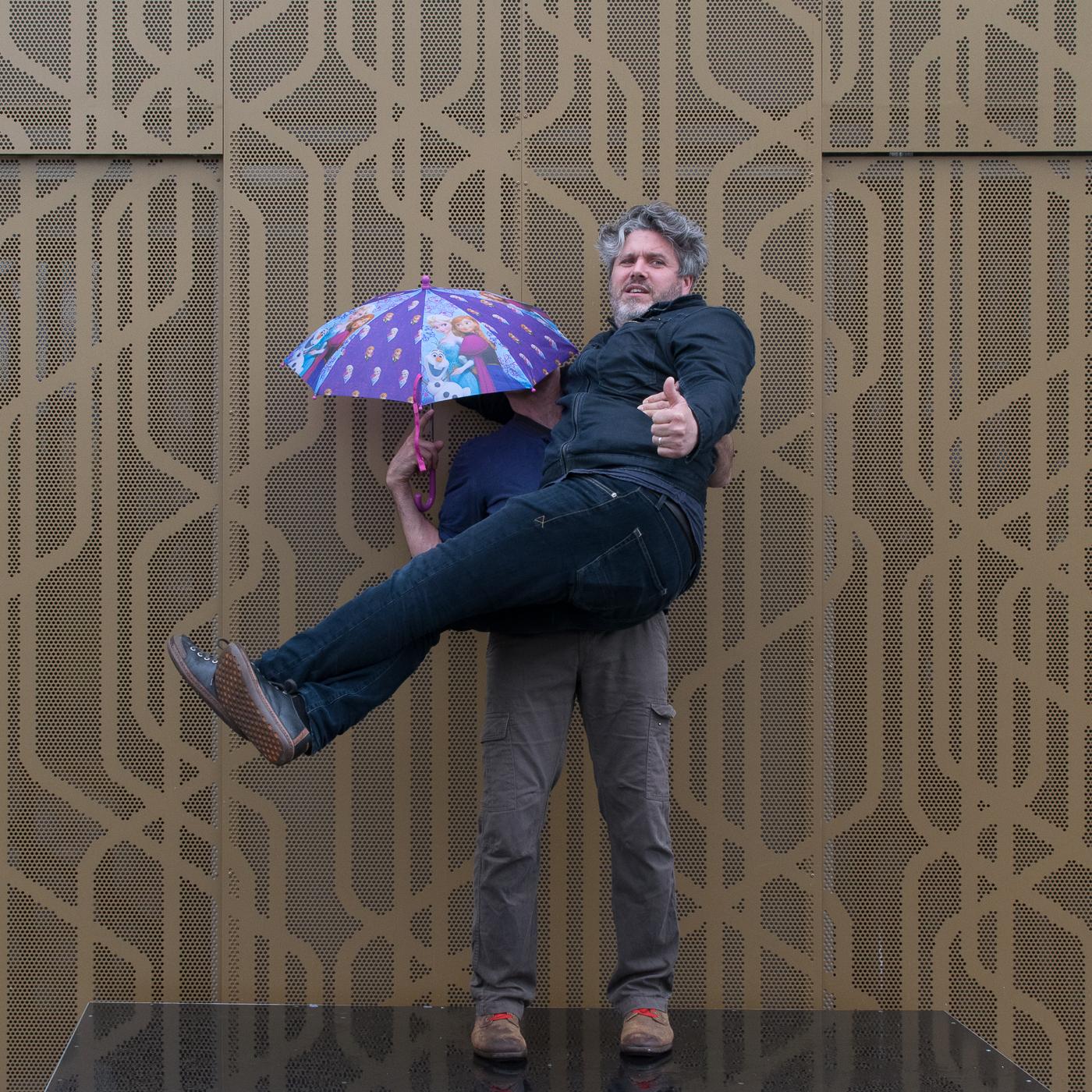Parapluies 2016 - Libéré délivré