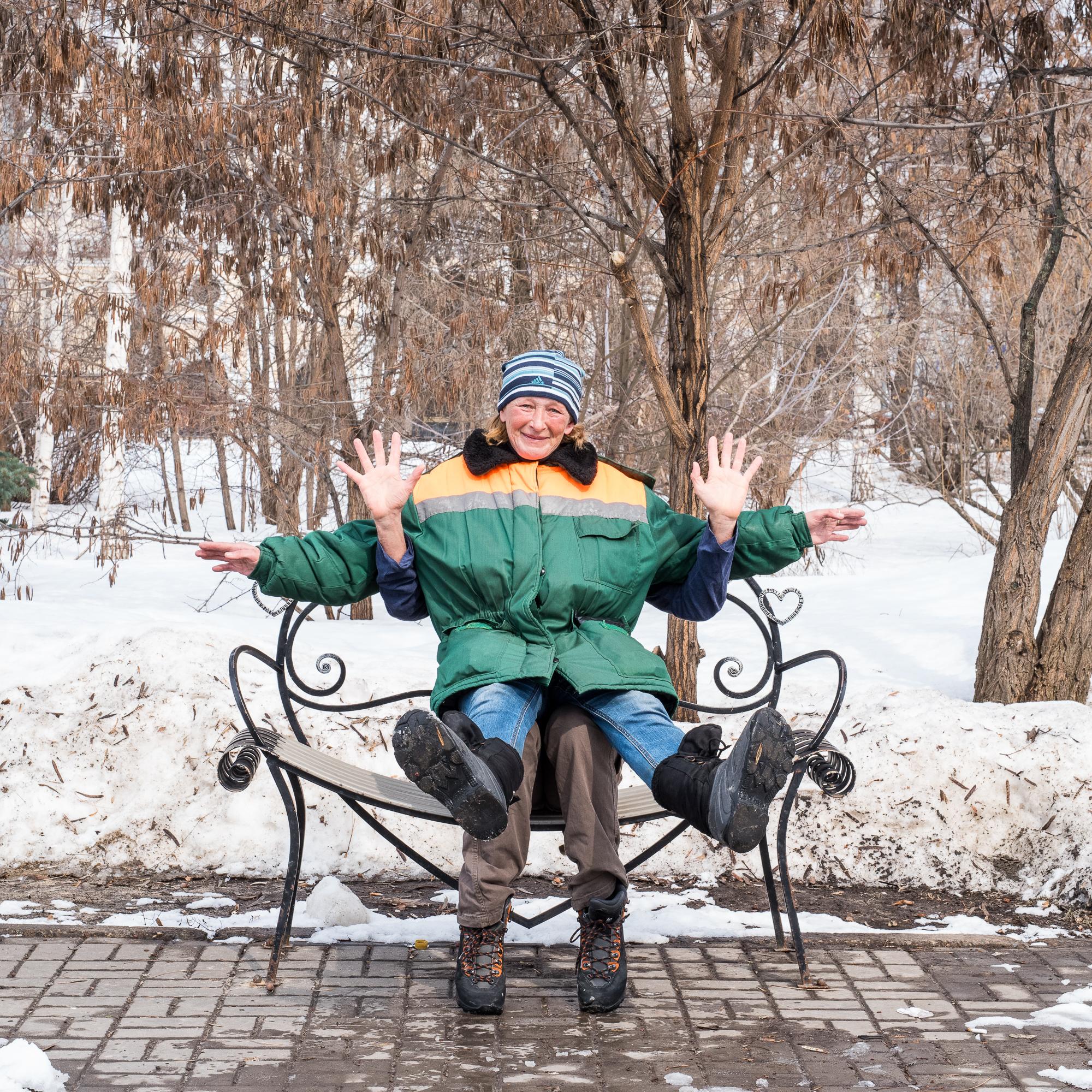Heart Bench Kazan - 11-46