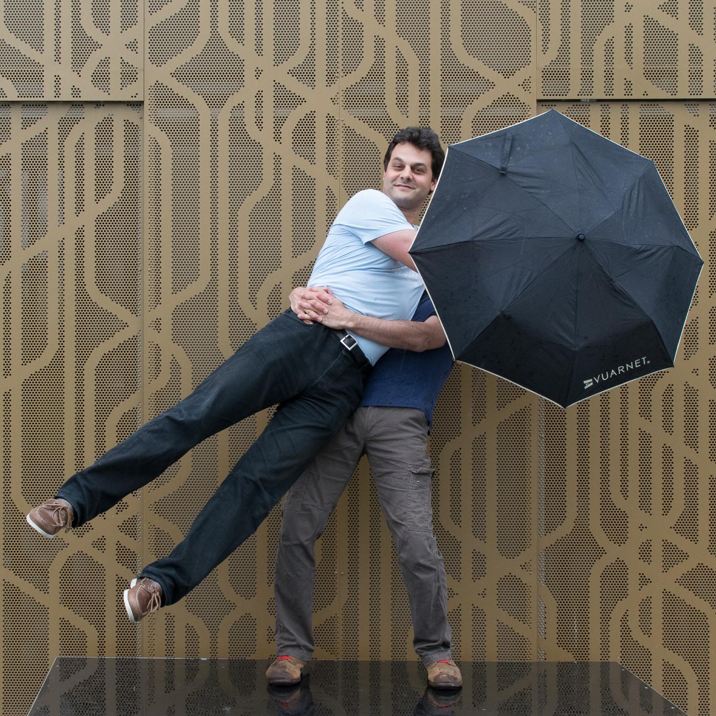 Parapluies 2016 - ... in the rain