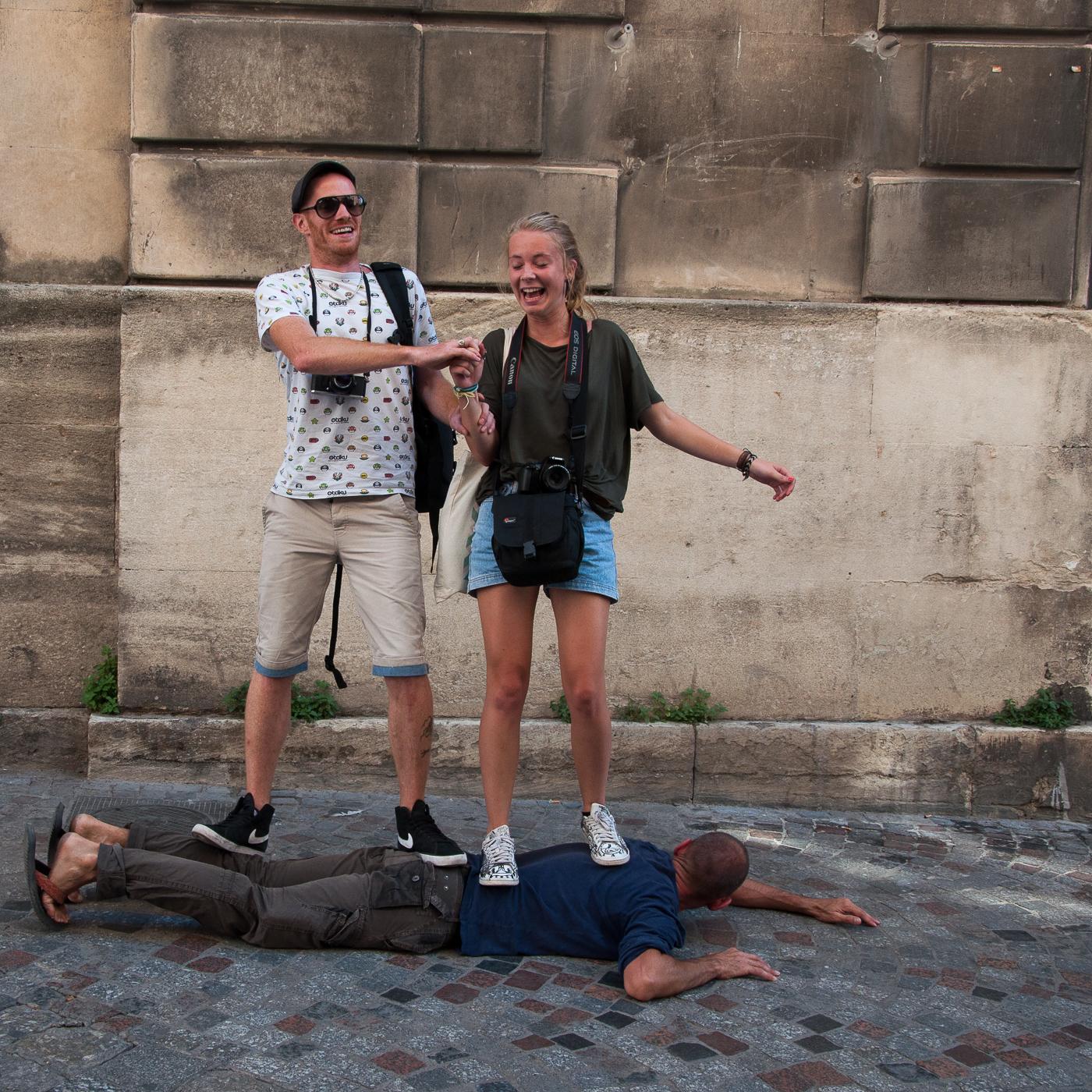 Arles 2015 - Photographe en couple