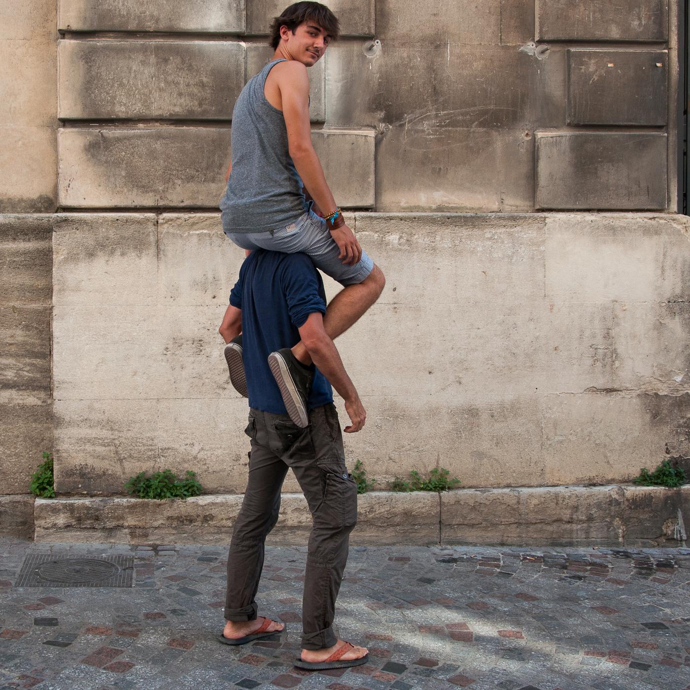 Arles 2015 - Regard en hauteur