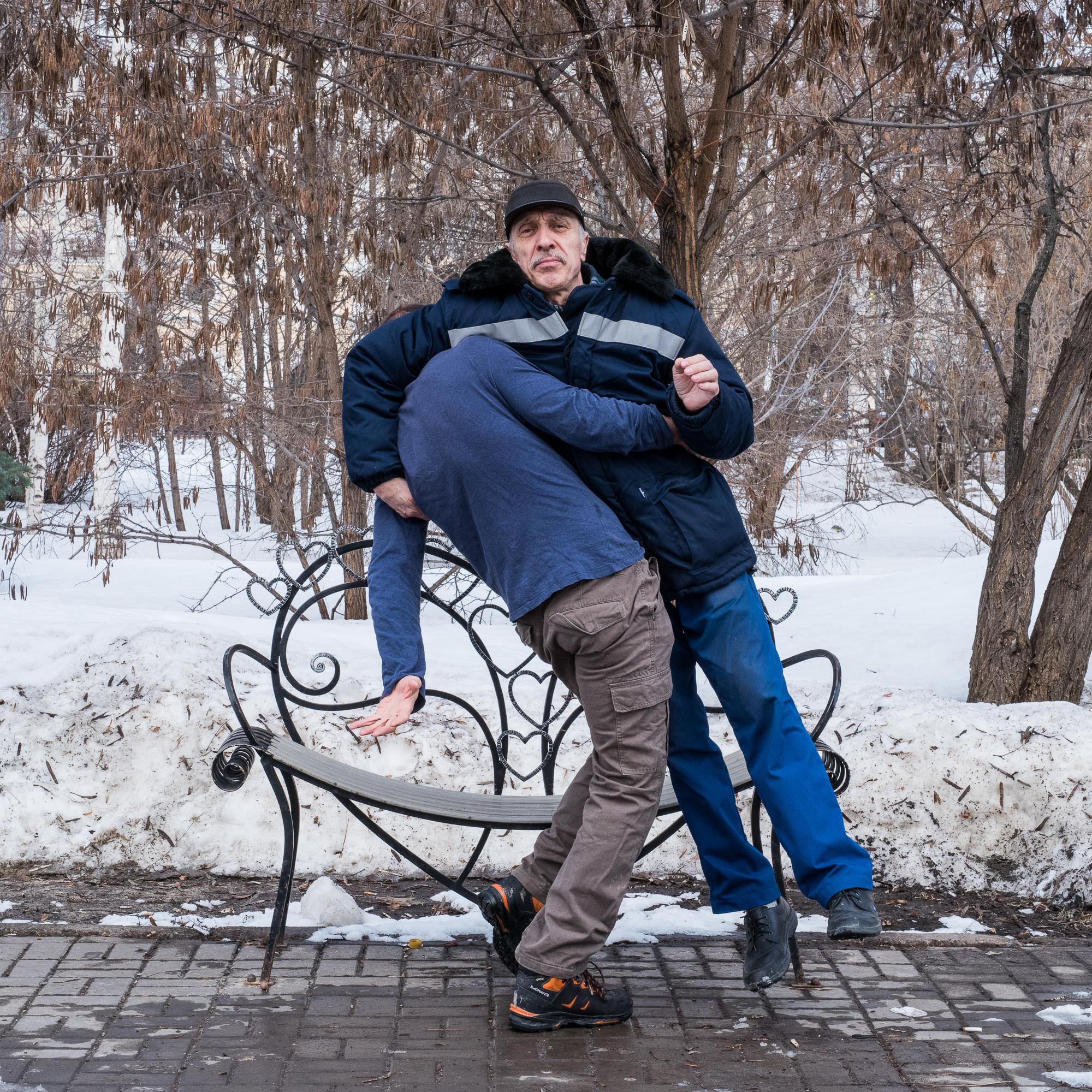 Heart Bench Kazan - 12-25