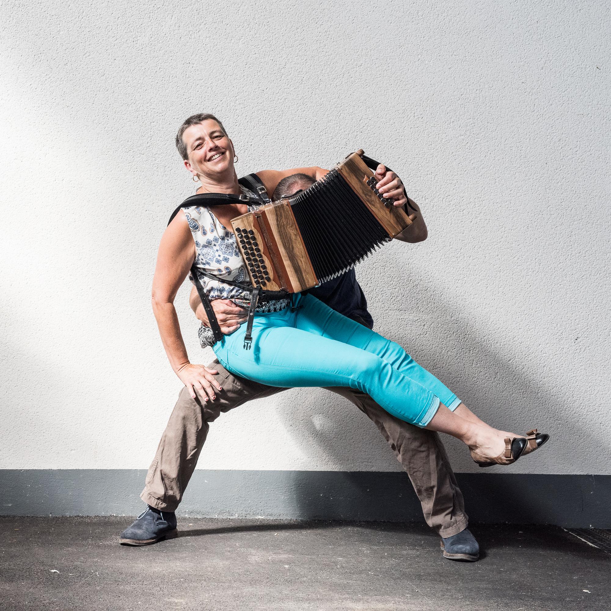 Musique - L'accordéon