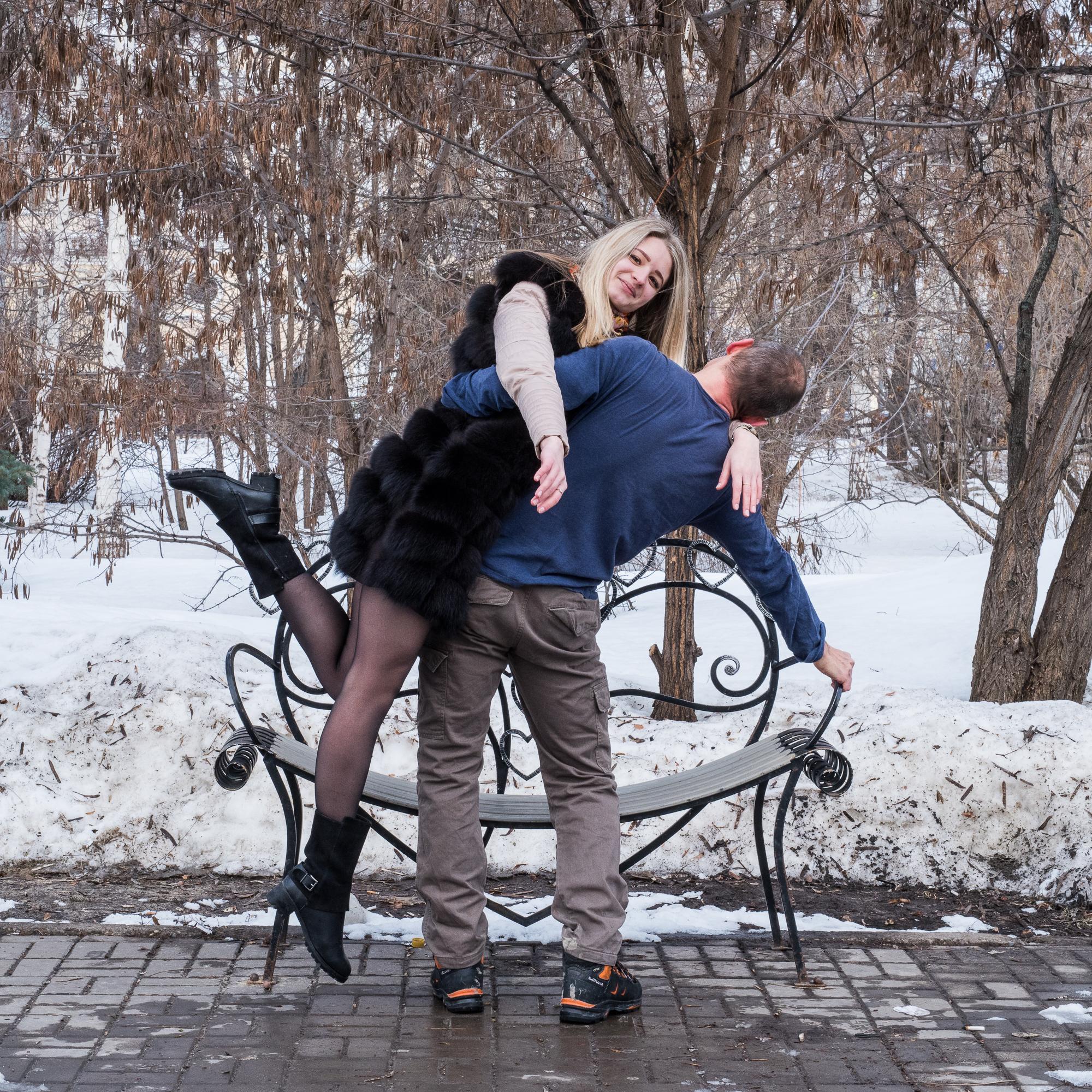 Heart Bench Kazan - 12-26