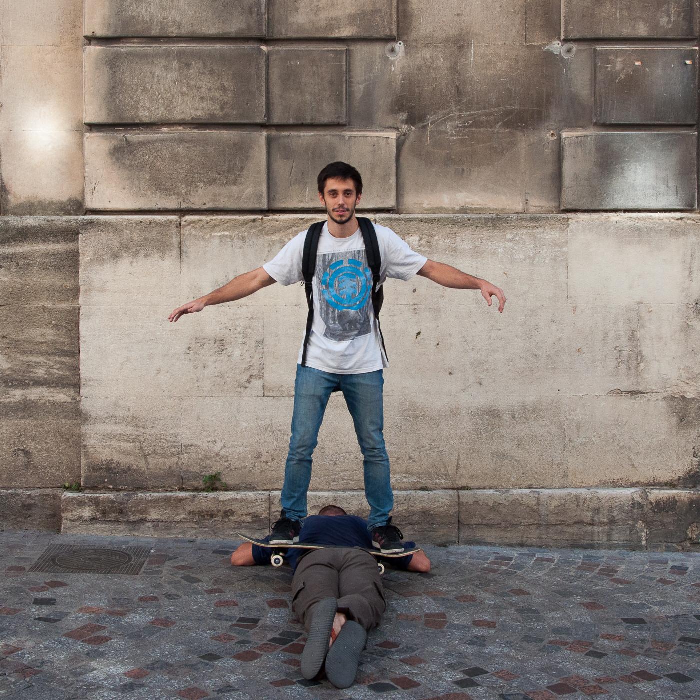 Arles 2015 - Skate