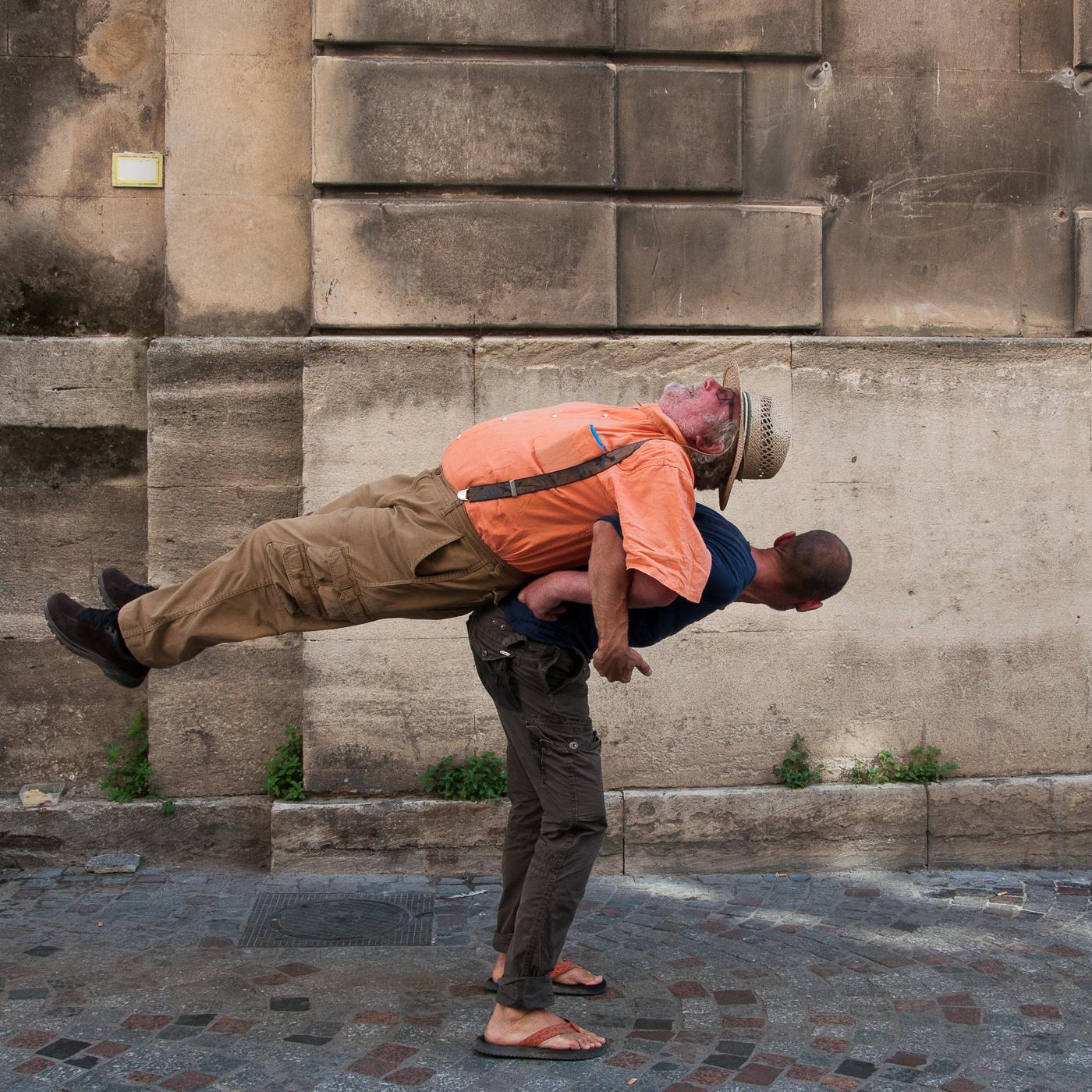 Arles 2015 - Planche avec chapeau