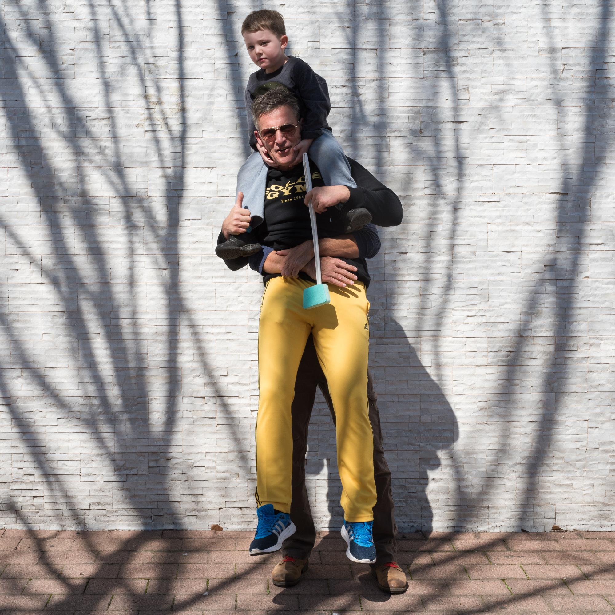 Civic CBD Canberra - Sulfure yellow