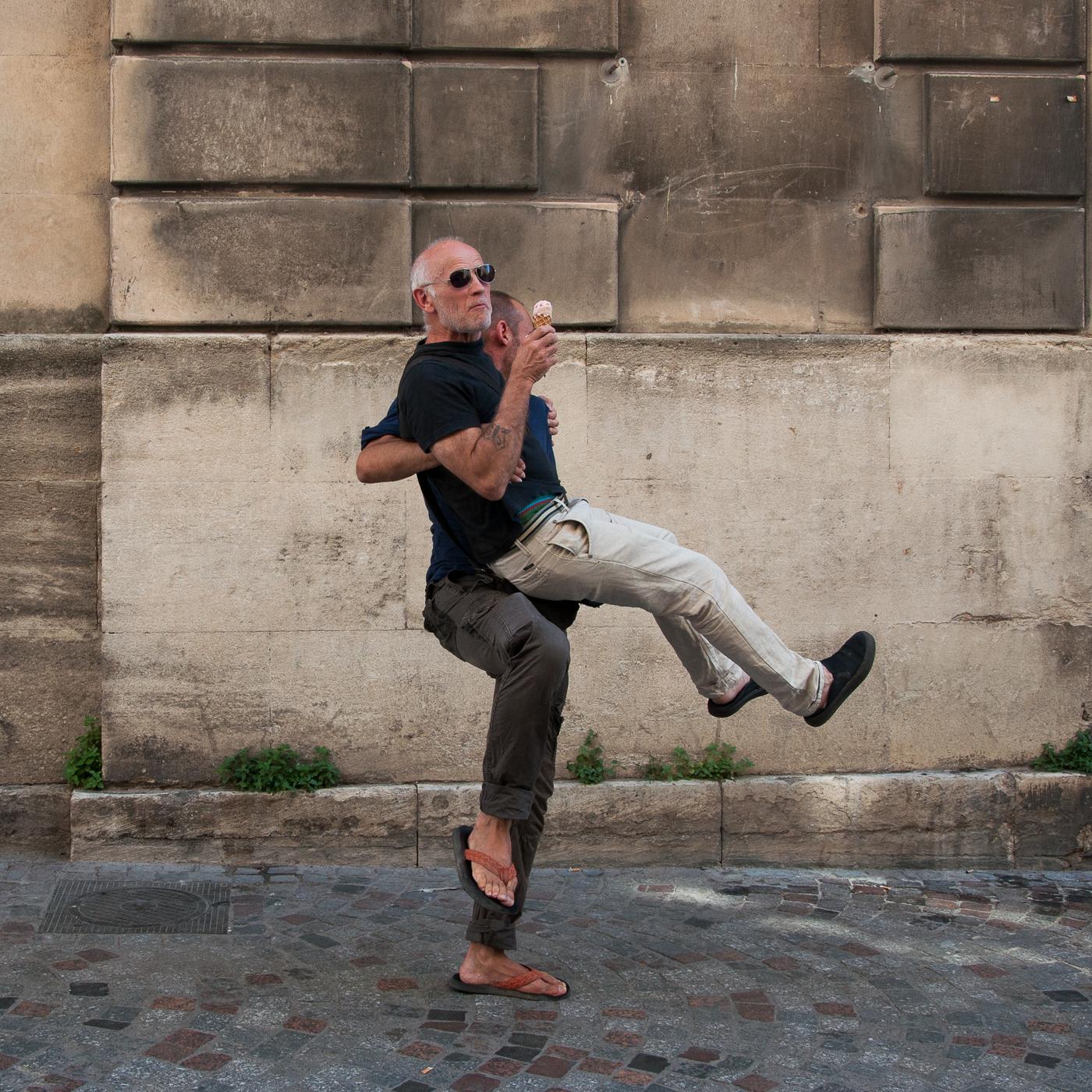 Arles 2015 - La glace