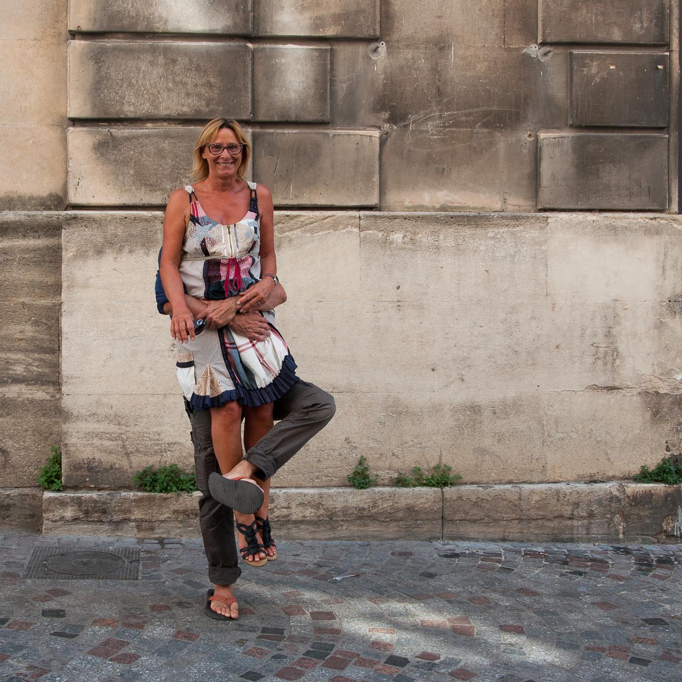 Arles 2015 - Fusée enlacée