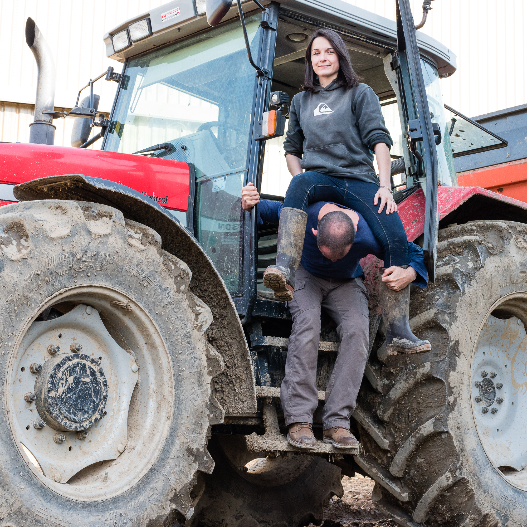 Agricultrices - Jodie