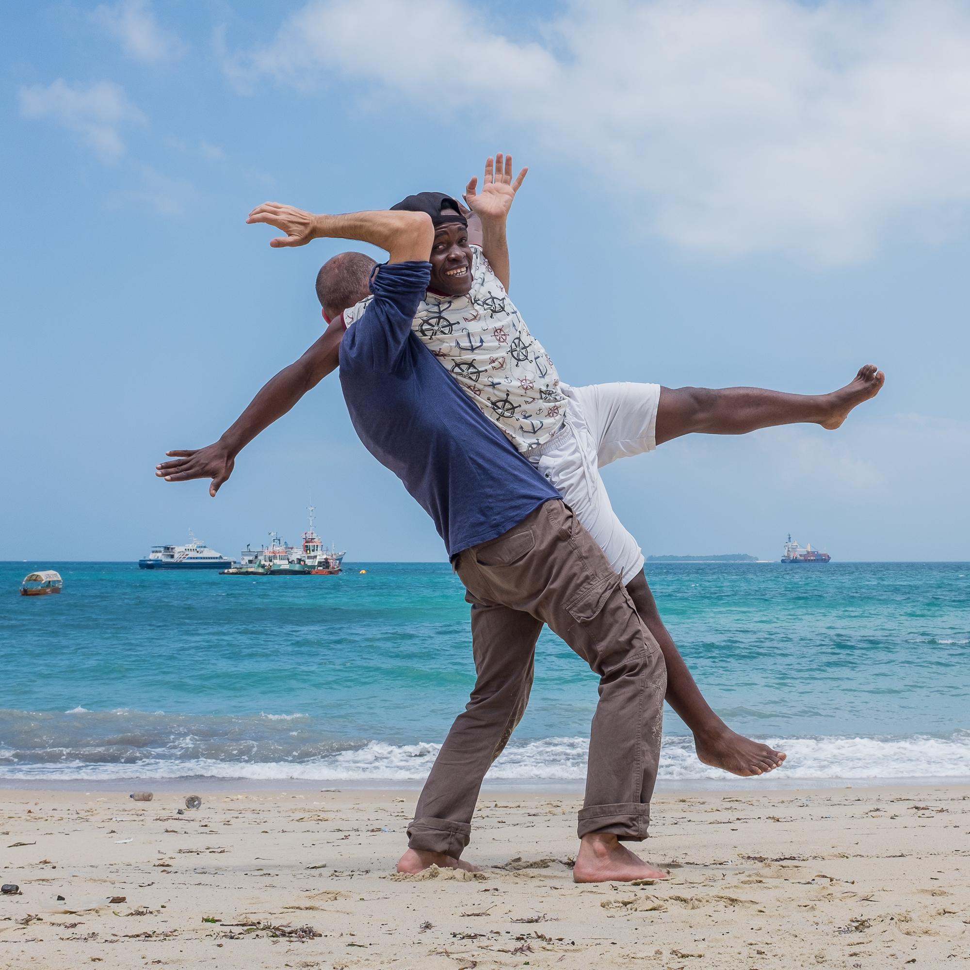 Zanzibar beach - Wind_