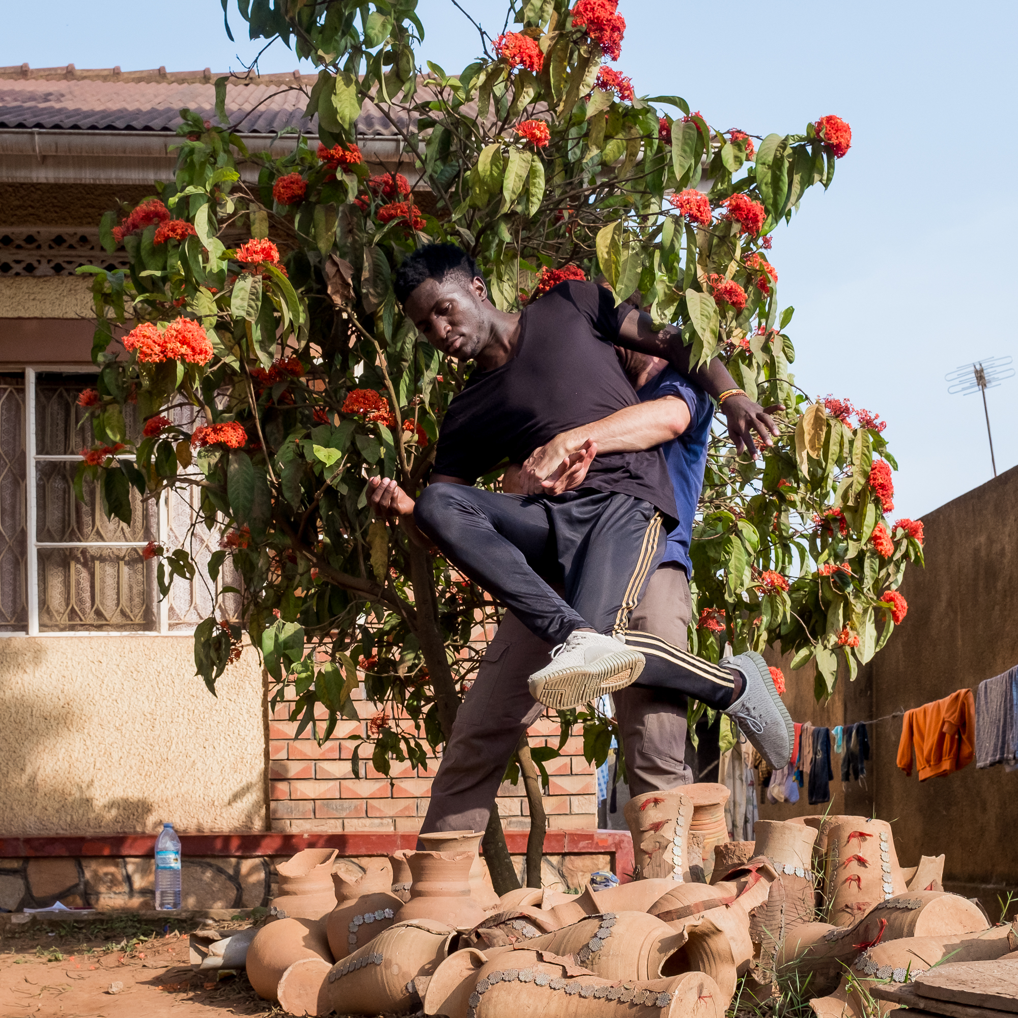 Saturday in Kampala - Amphoras