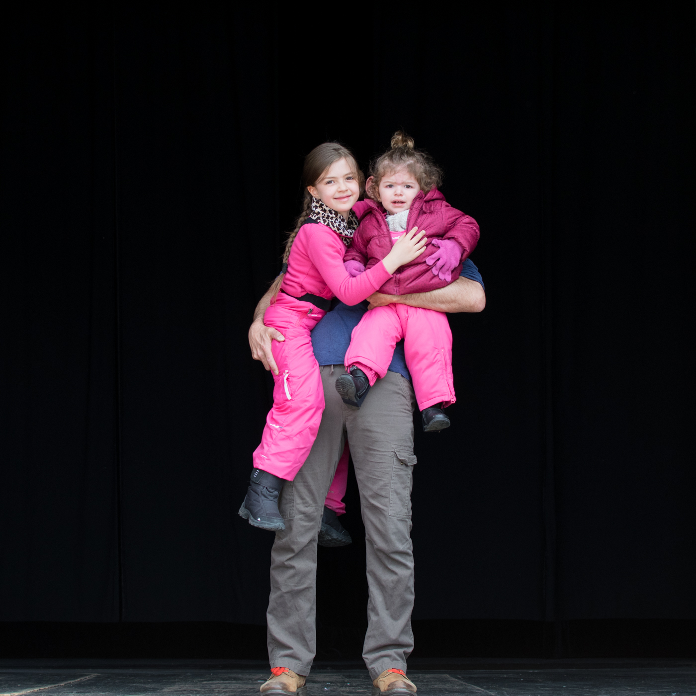 Backstage 2016 - La vie en rose
