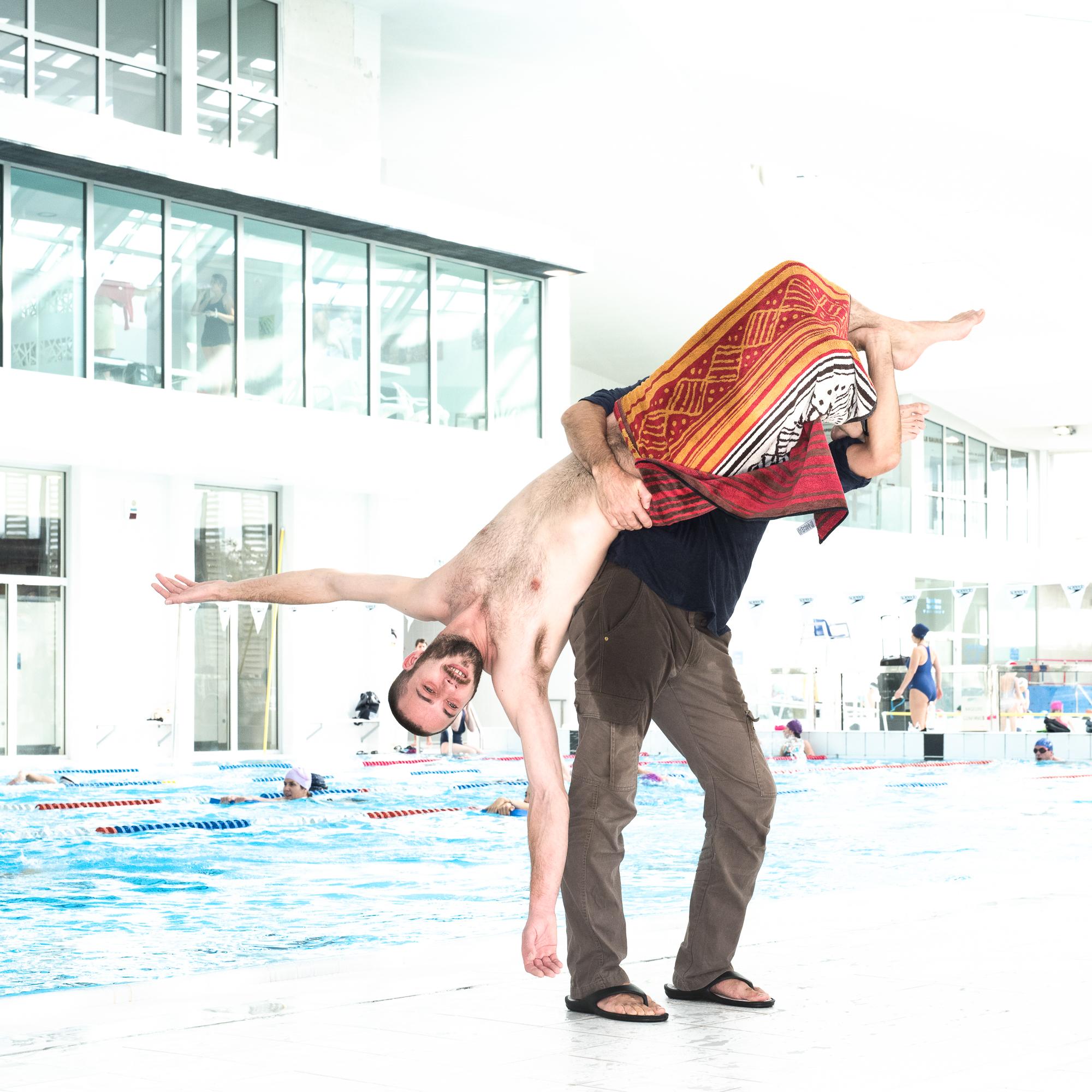 Piscine - Plongeon accrobatique
