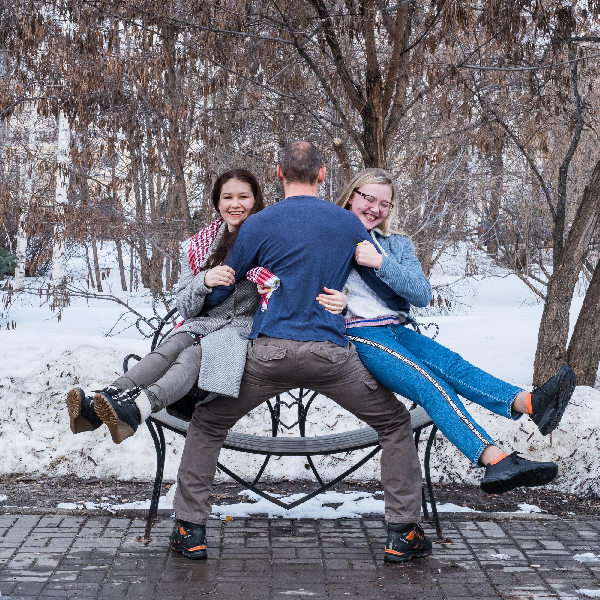 Heart Bench Kazan - 12-36