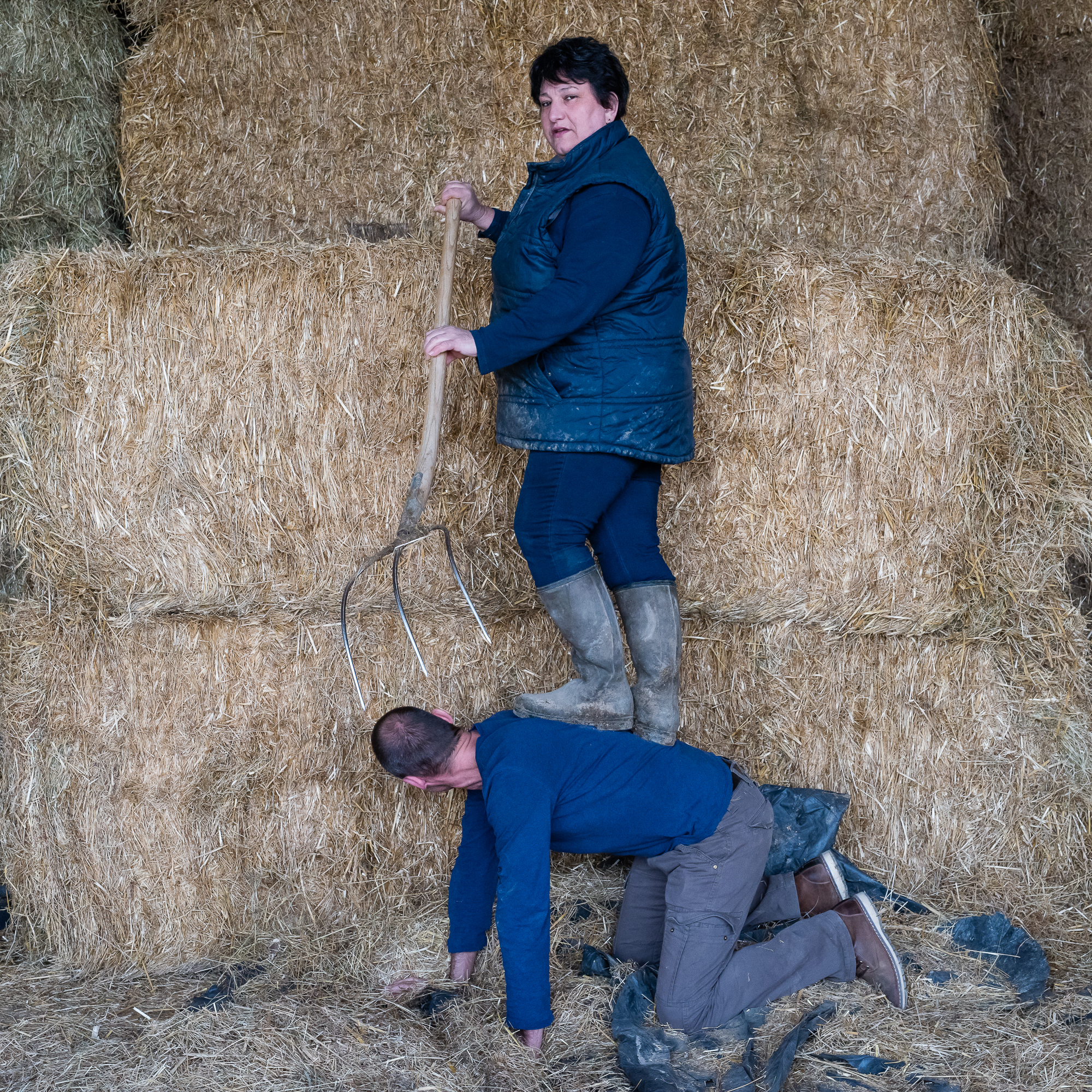 Agricultrices_-_Joëlle