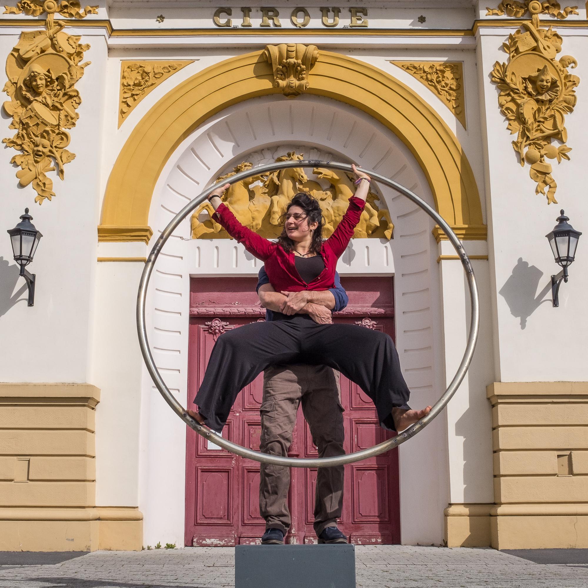 Cirque - Marica