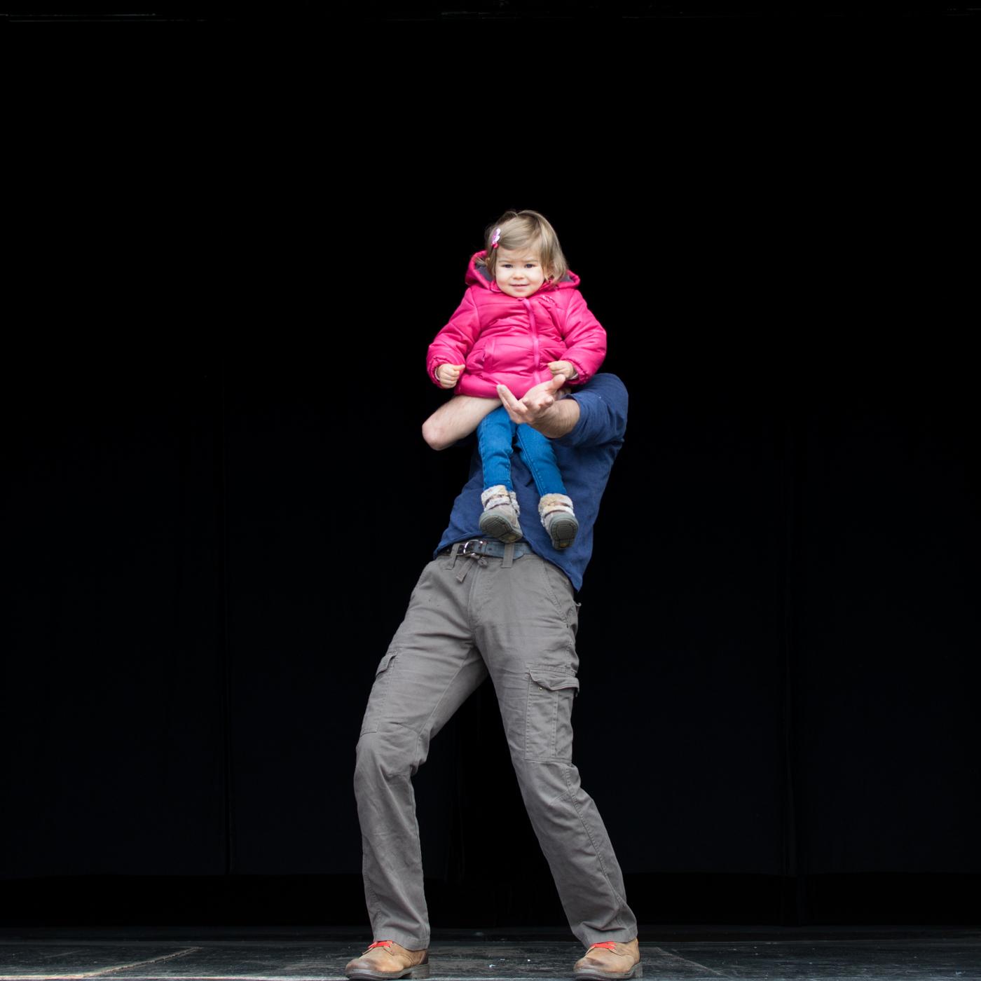 Backstage 2016 - Petite marionnette