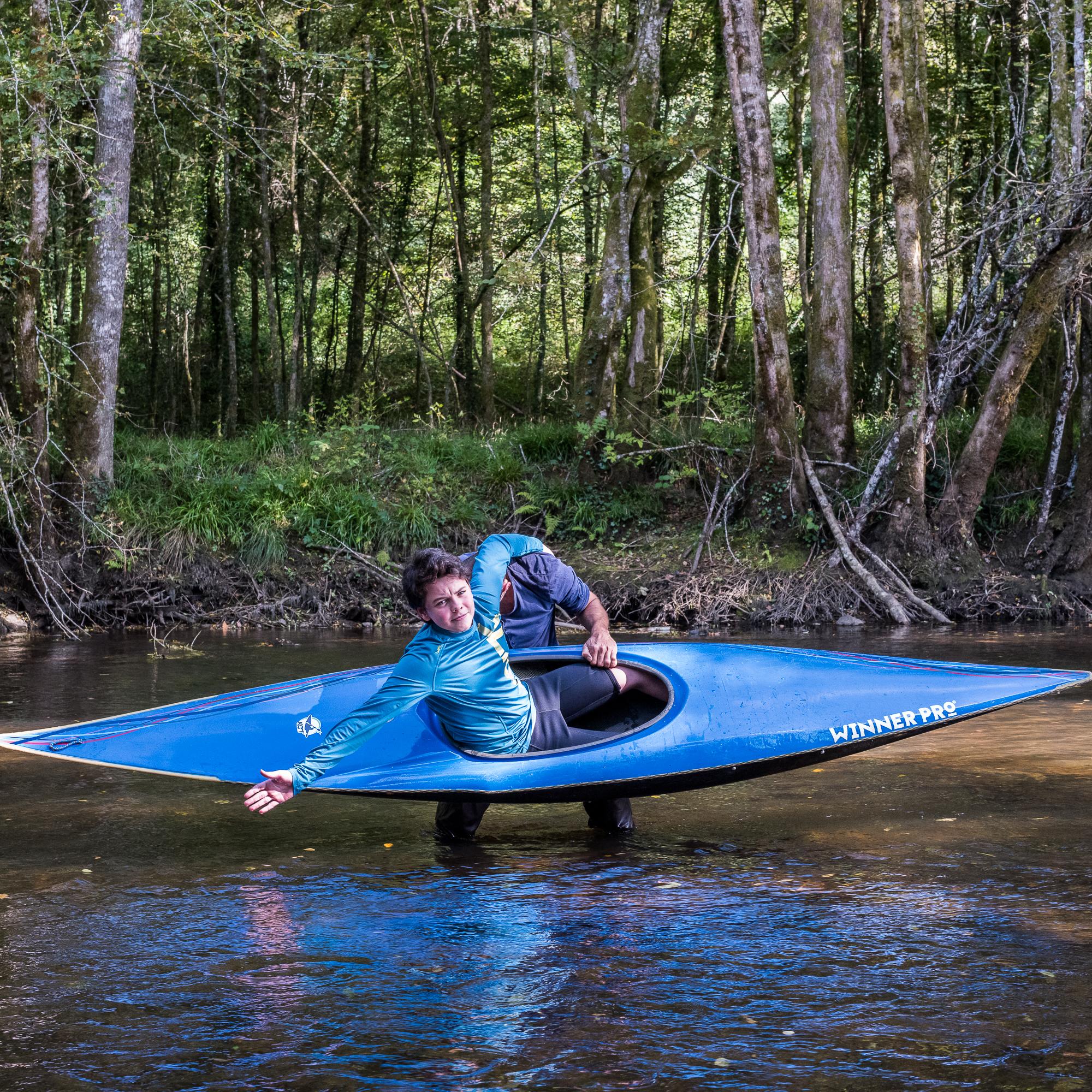 Kayak - Le kayak