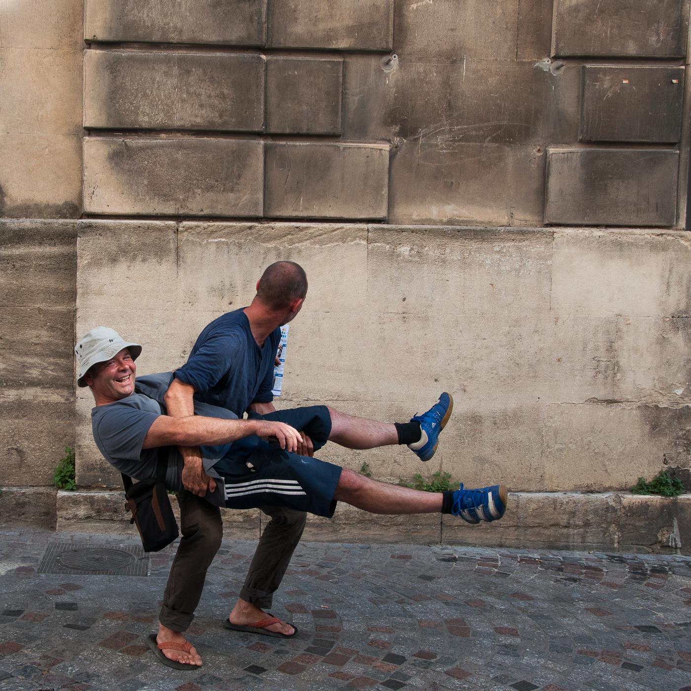 Arles 2015 - Sportif