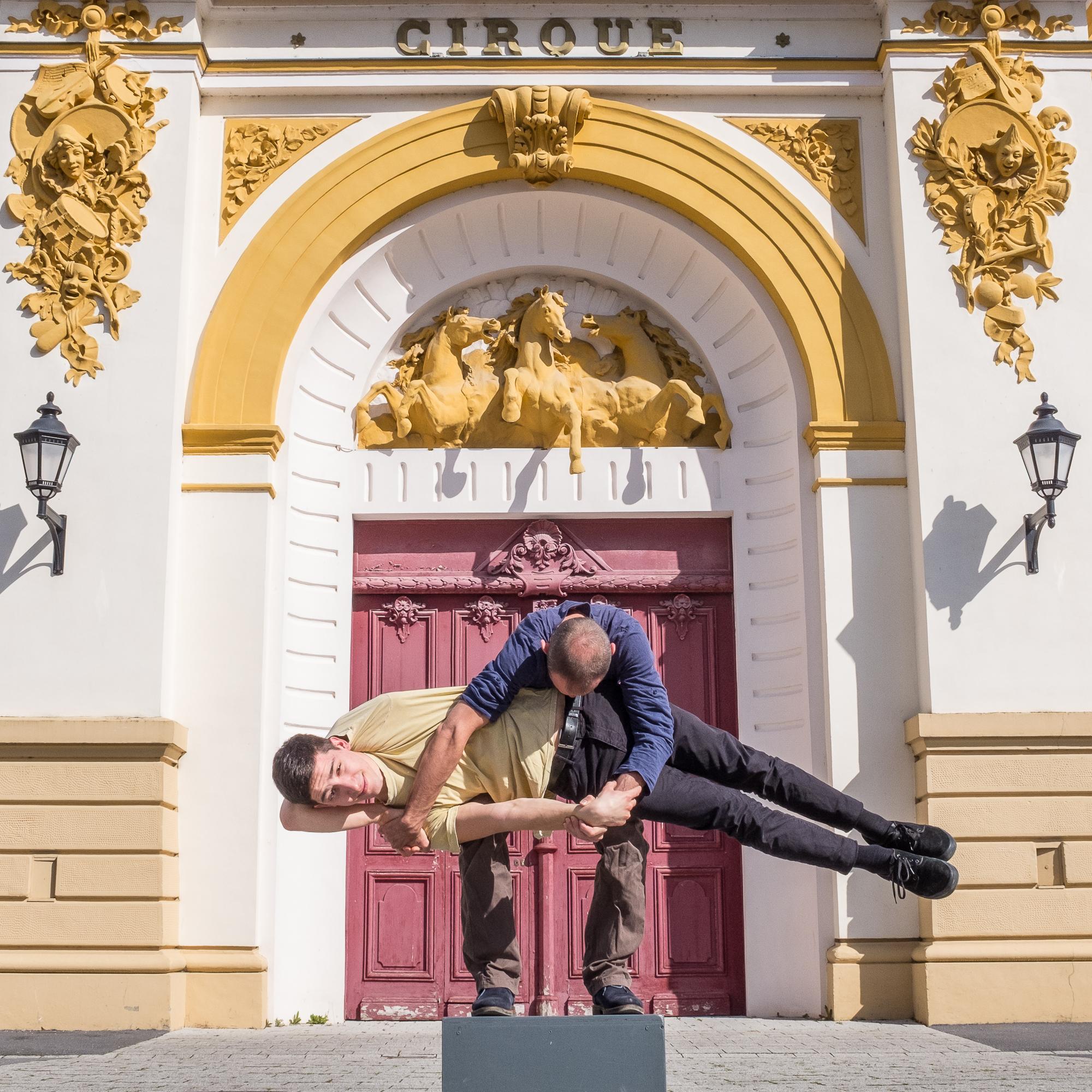 Cirque - Giuseppe
