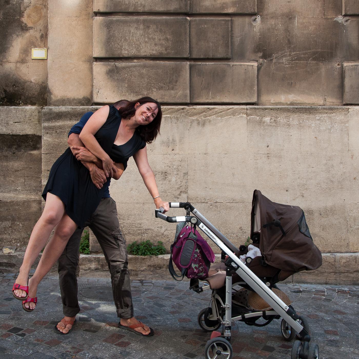 Arles 2015 - La pousette