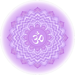 Symbol of Sahasrara crown chakra Orginal Artwork