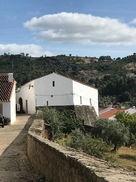 imóvel do museu assente no baluarte registada com a orientação norte/sul (c) Ana Assis Pacheco