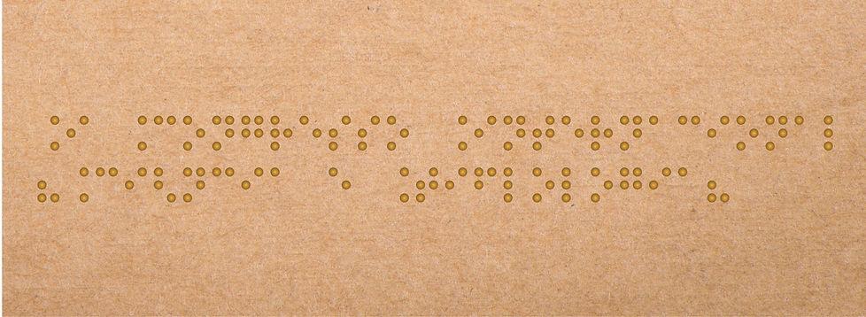 """I Congresso Internacional """"Ciência e Tiflologia"""" em Braille"""
