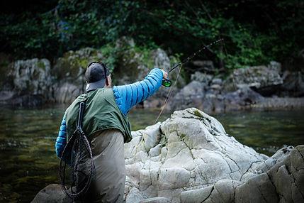 Guias pesca,cursos.Asturias a mosca