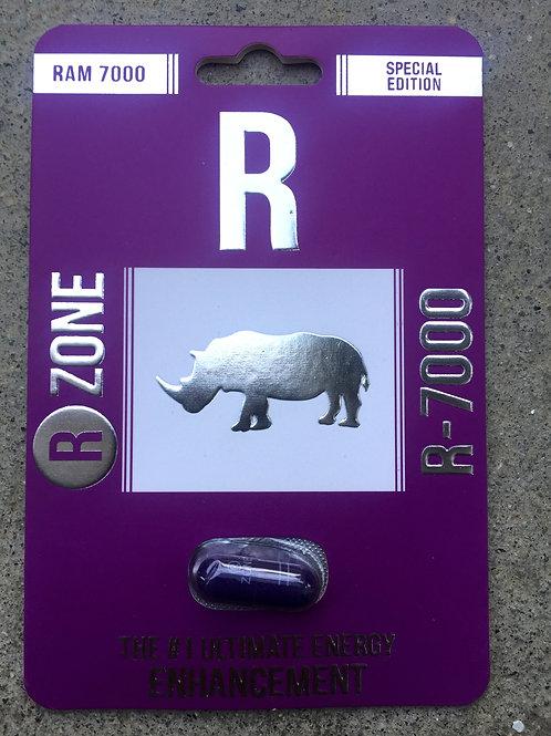 R Zone Purple Ram 30 ct Display Box $3.83 per pack