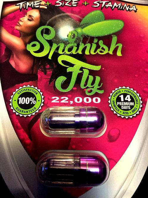 Original Spanish Fly 22,000  -48 ct $2.91 per pill